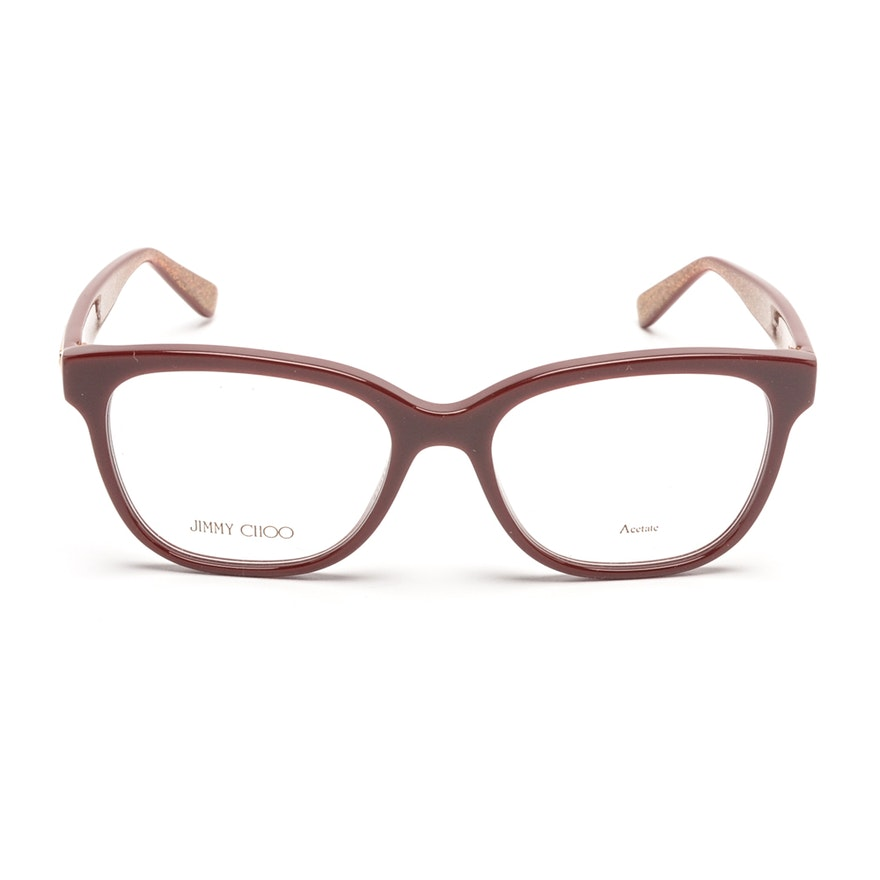 09ae4e938f51 Jimmy Choo Designer Eyeglasses   EBTH