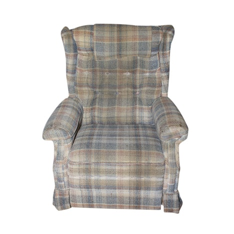 Upholstered Lounge Chair by La-Z-Boy