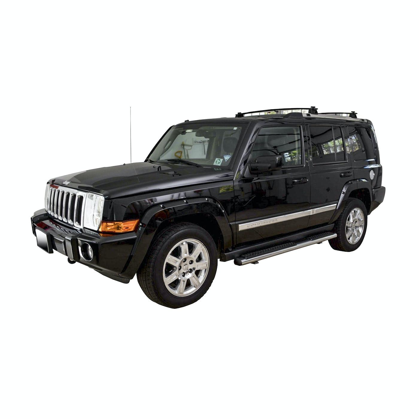 2010 Jeep Commander Hemi Limited 4WD Sport Utility Vehicle