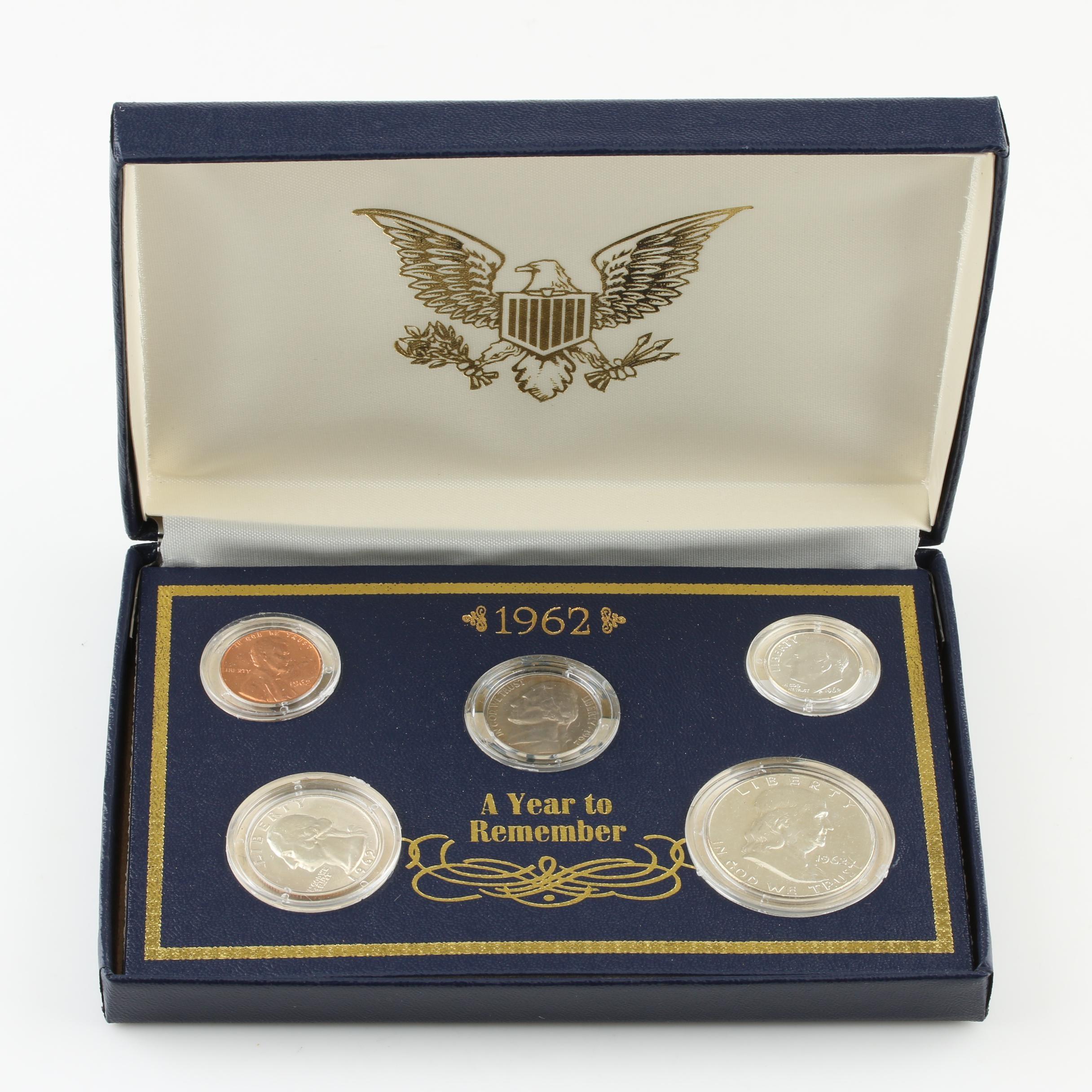 1962 U.S. Type Coin Set