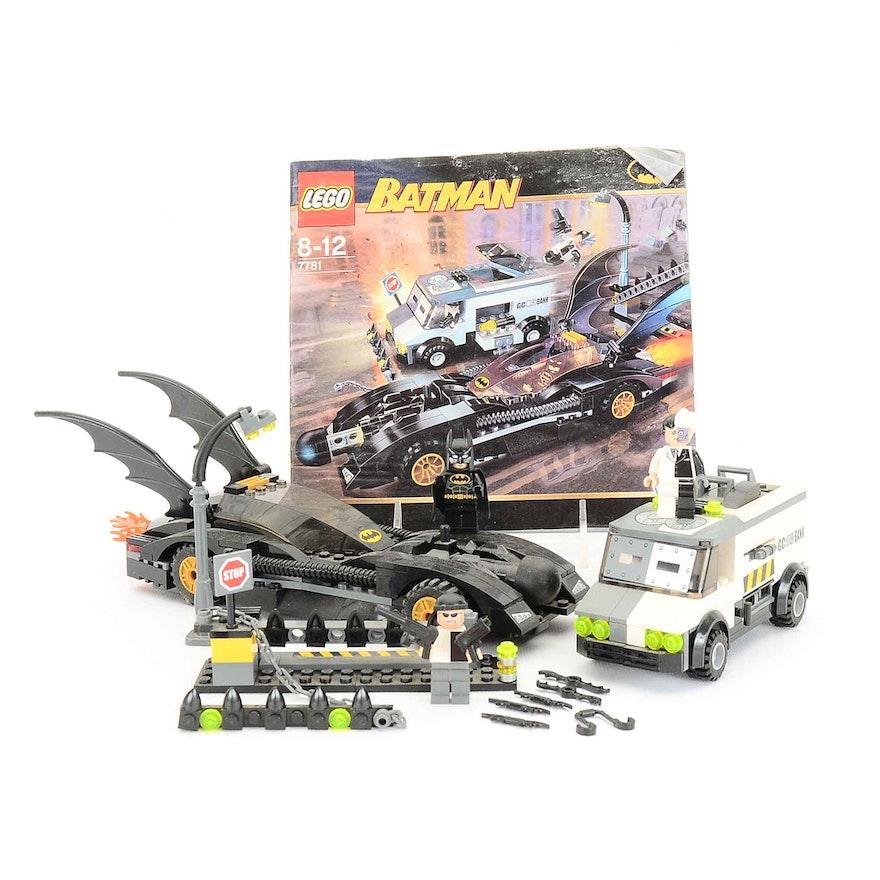 Lego Batman 7781 Ebth
