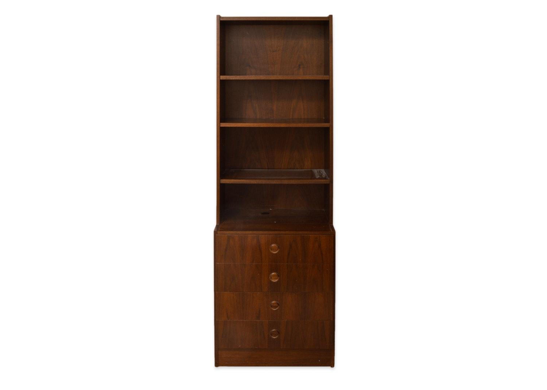 Mid Century Modern Style Bookcase