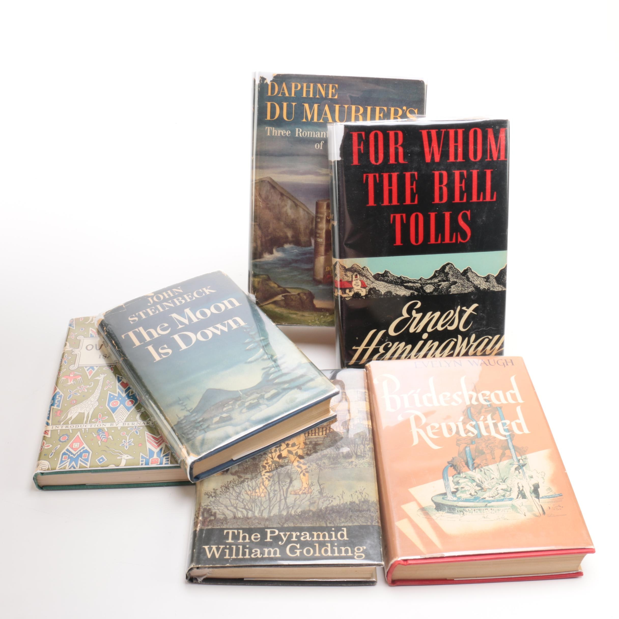 Vintage Hardback Novels