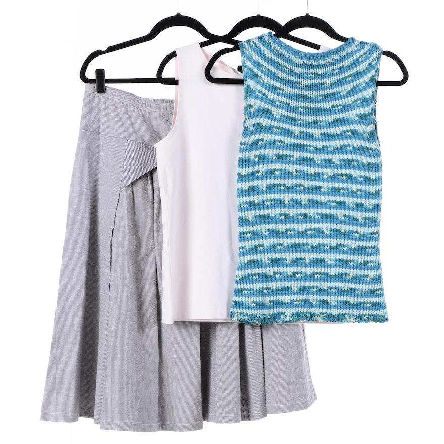 c34081f62a0496 Women's Tank Tops and Skirt Including Lunn, Folio, Chico's Design : EBTH