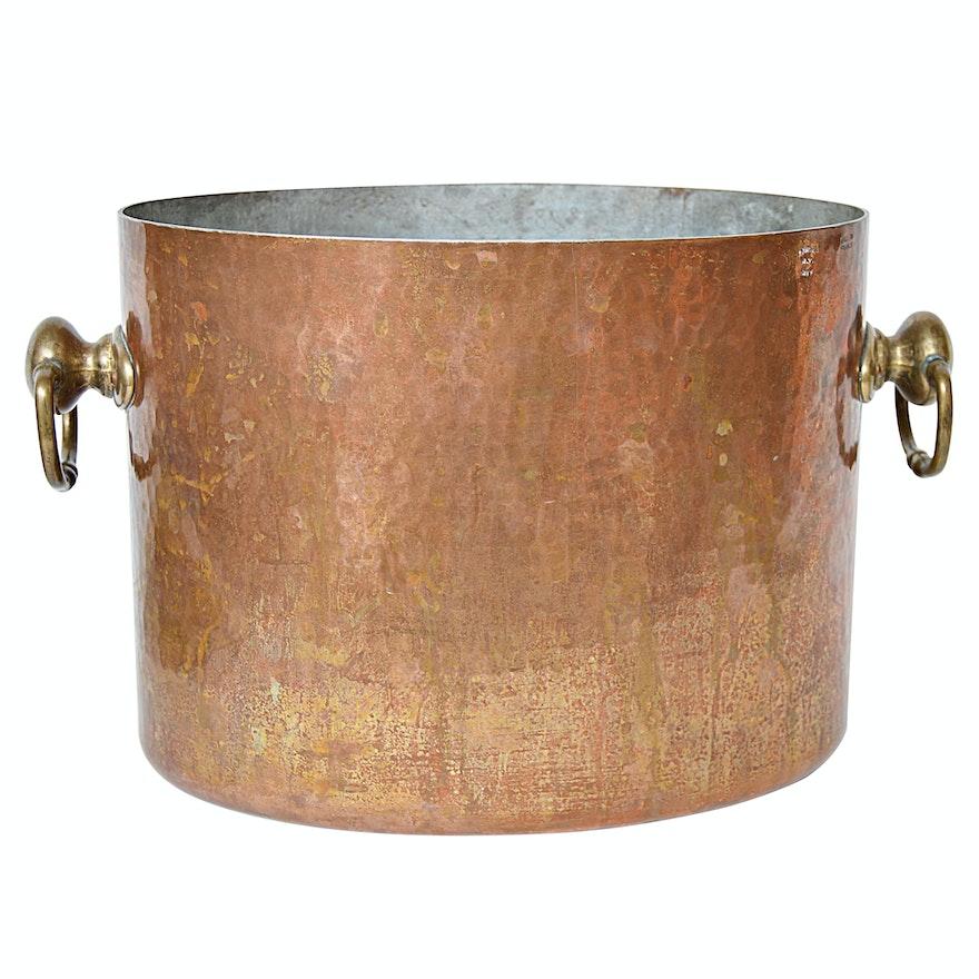 Mauviel Champagne Bucket Home