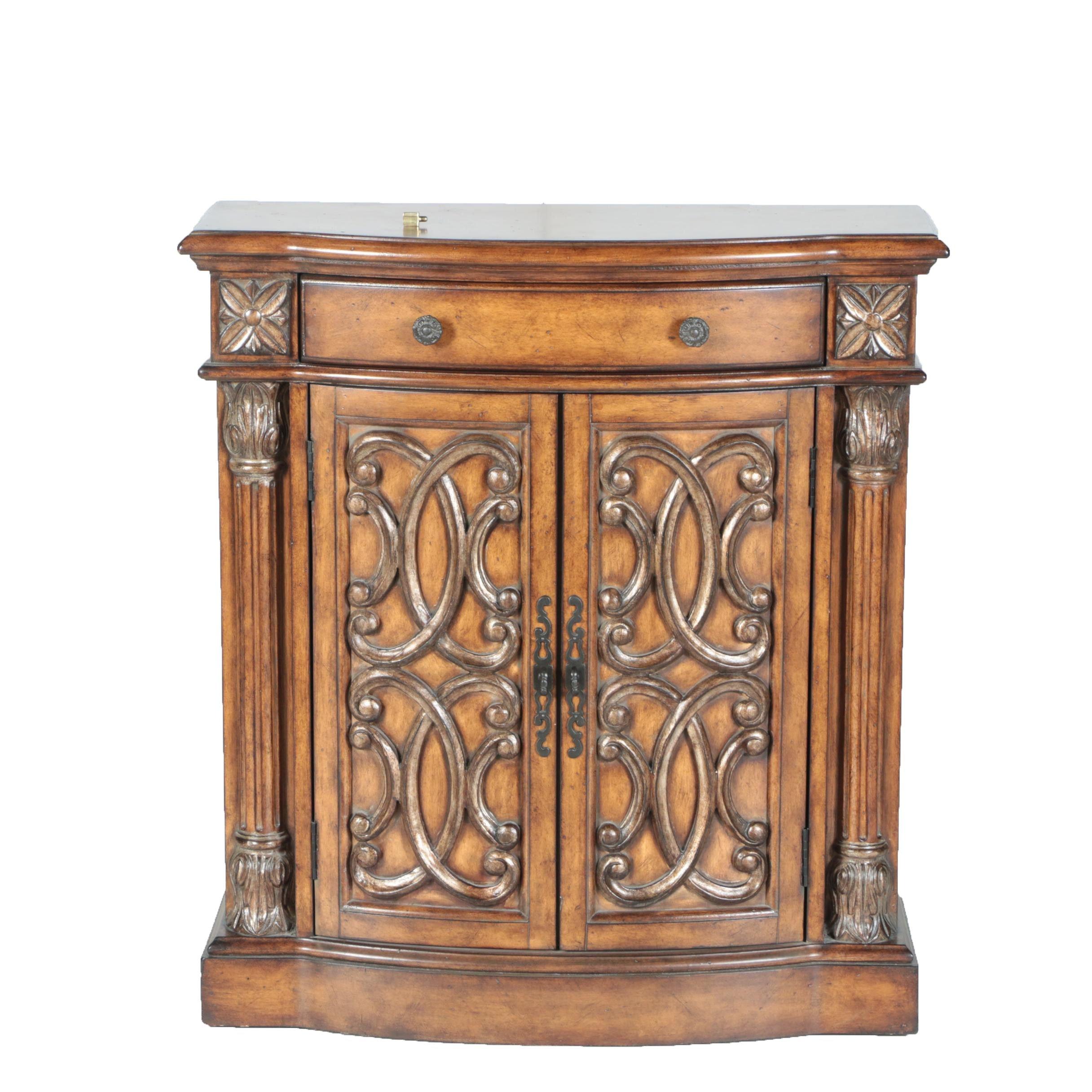 Mediterranean Style Cabinet