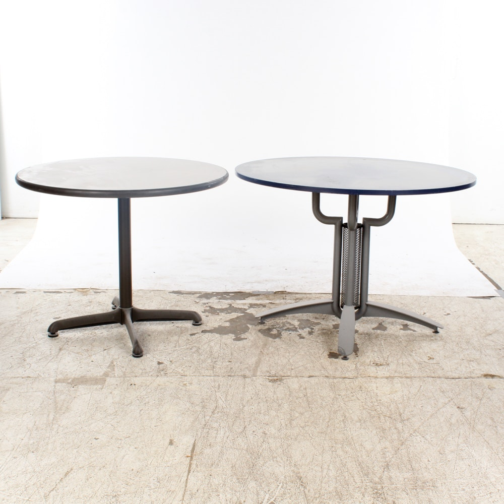 Two Round Tables