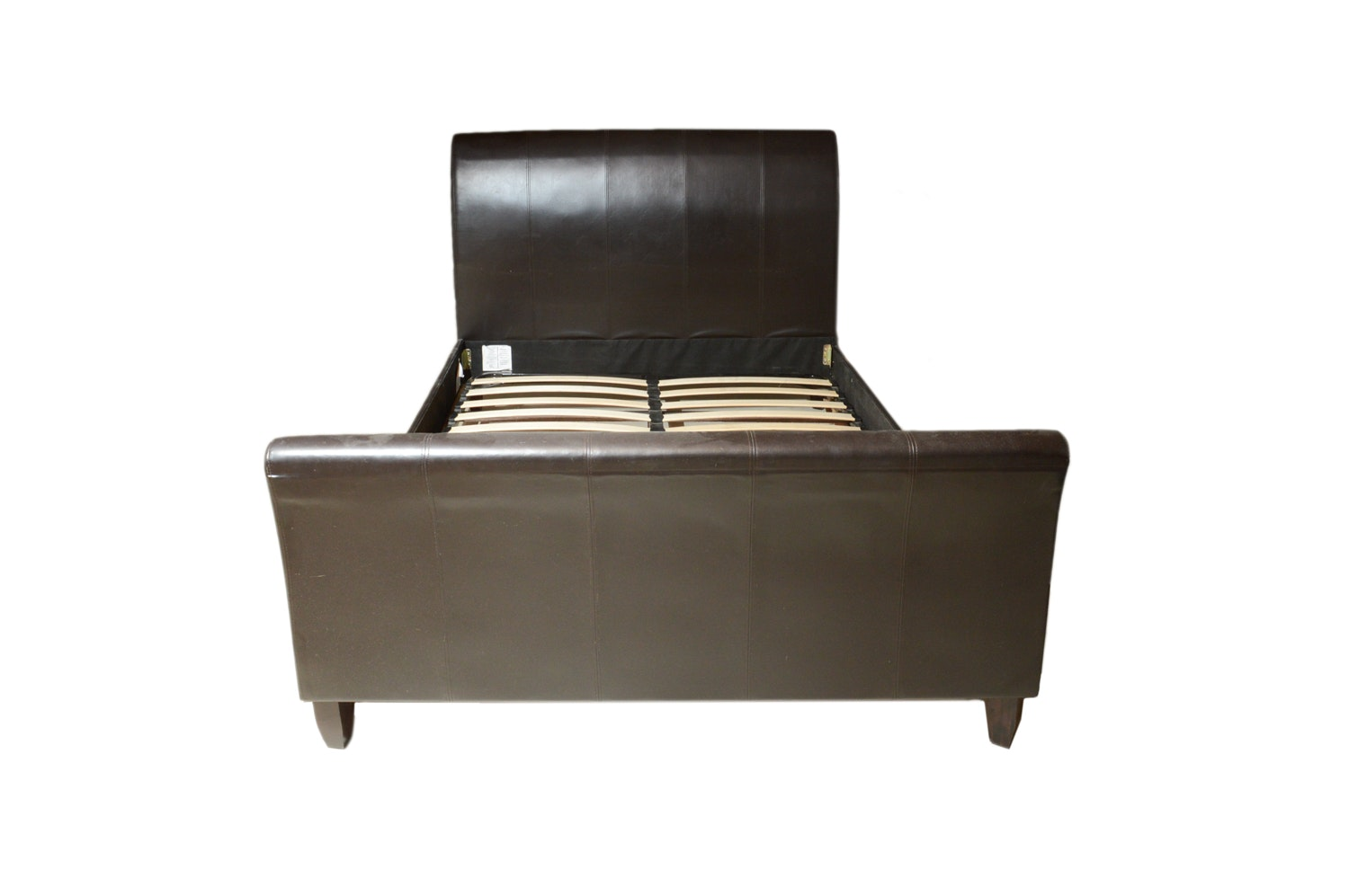 Contemporary Queen Size Bed Frame