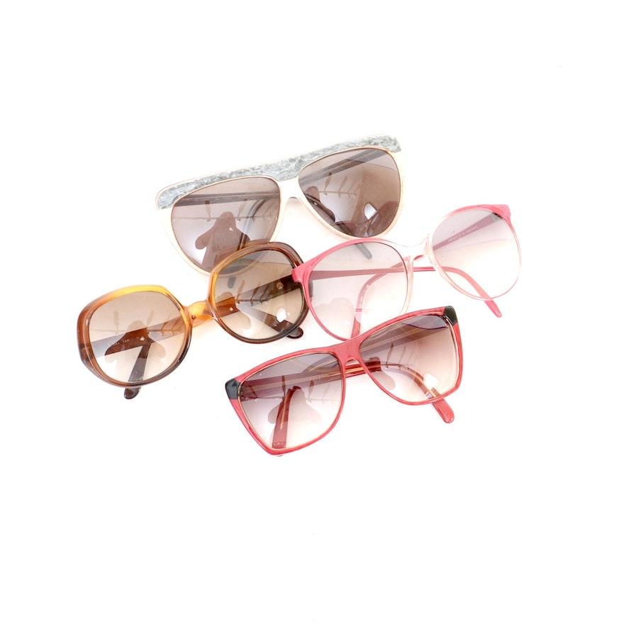 5d55b0f484 Vintage Women s Sunglasses   EBTH