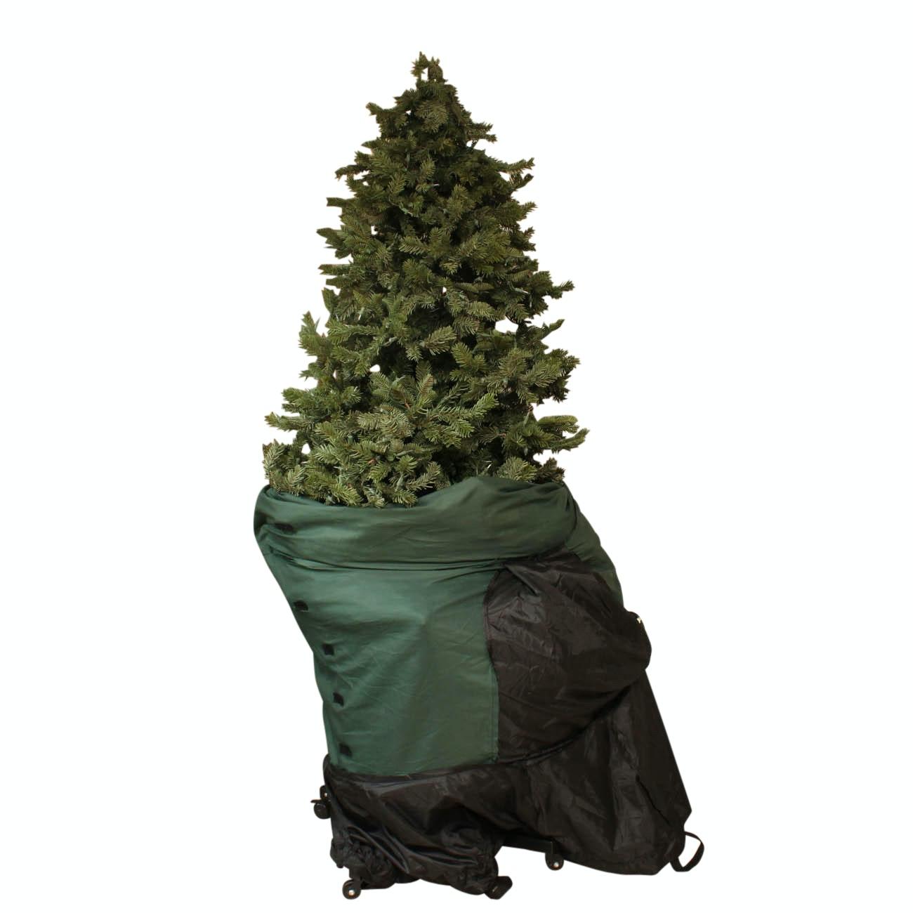 Frontgate Pre-Lit Artificial Christmas Tree