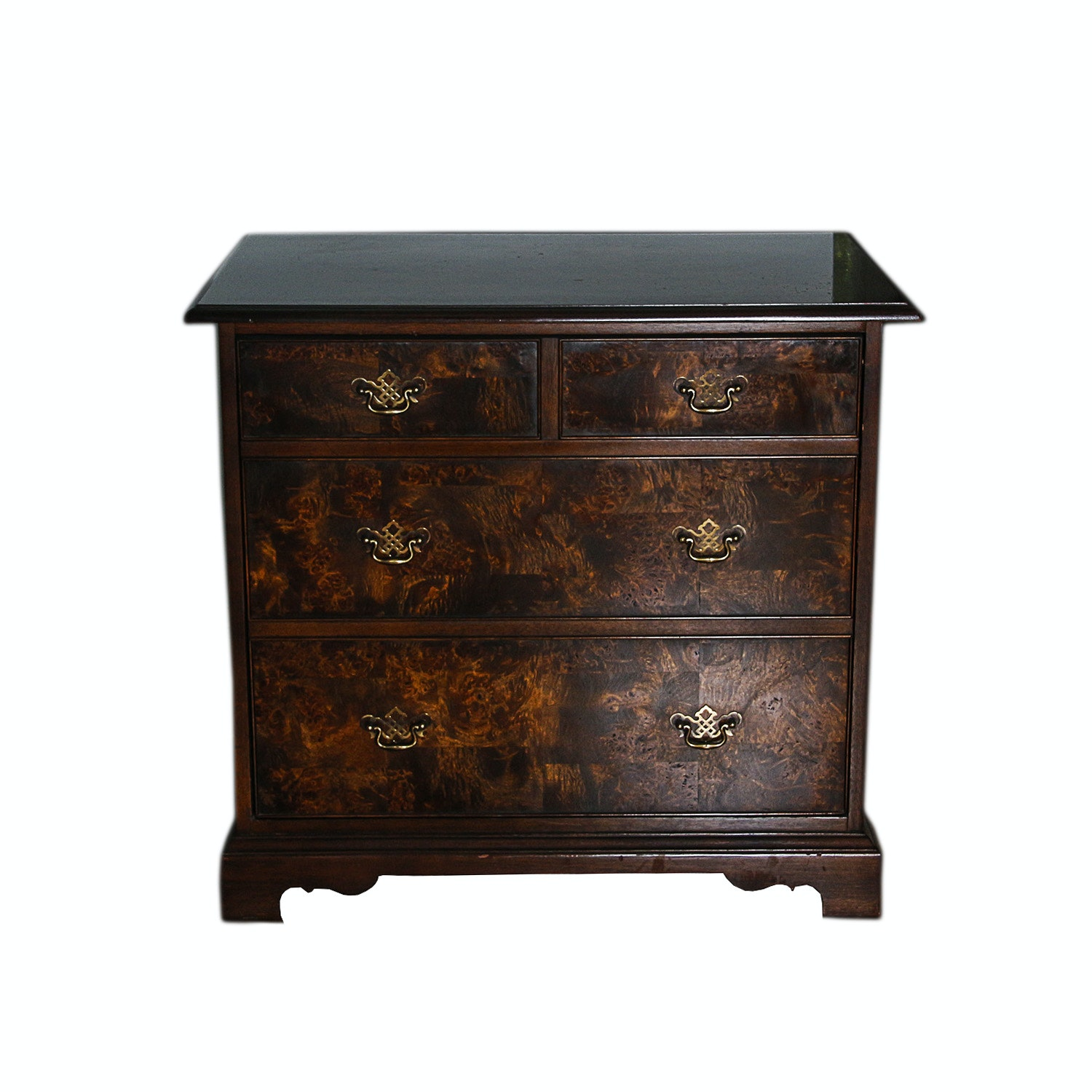 Cabinet with Faux Drawer Front