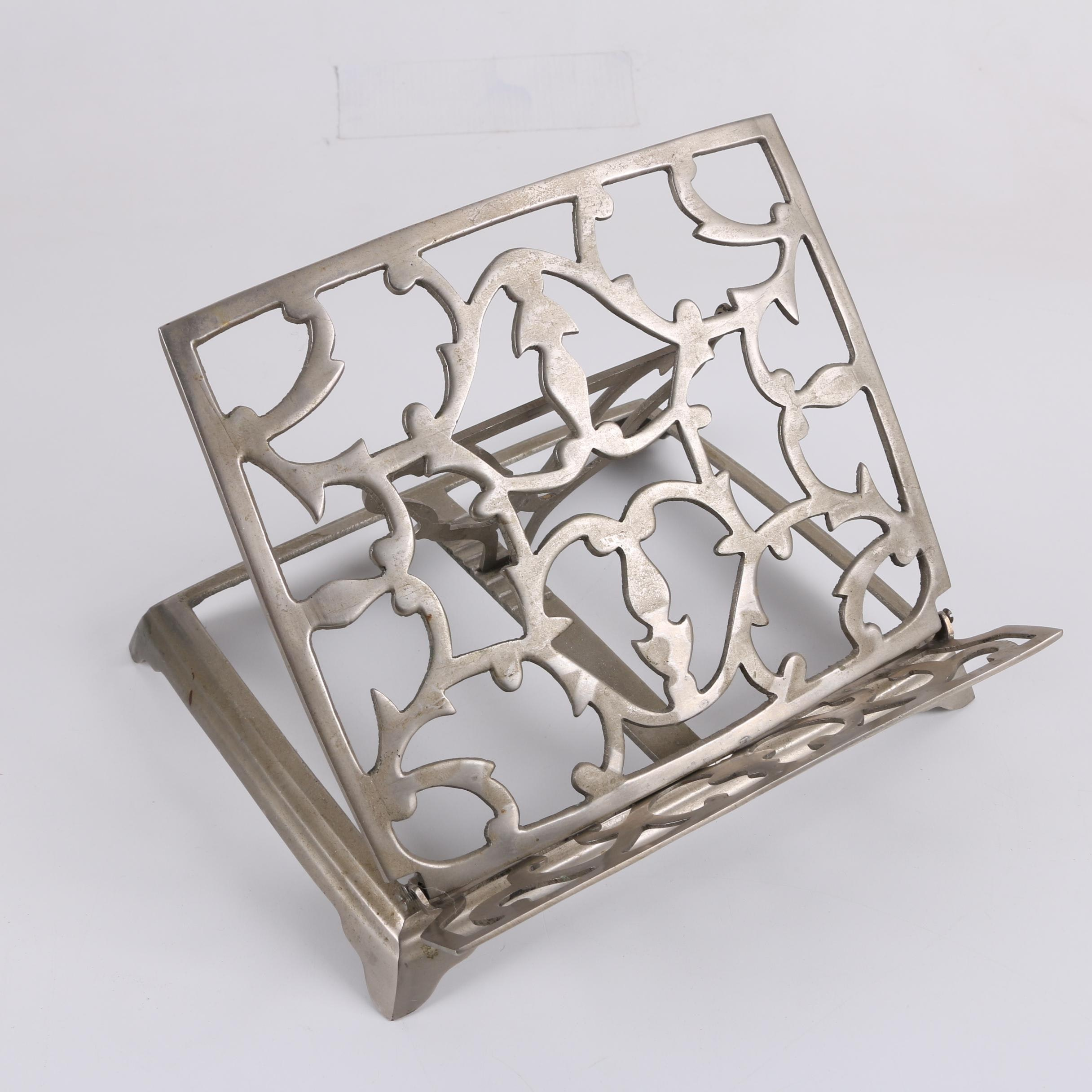 Tabletop Metal Book Stand