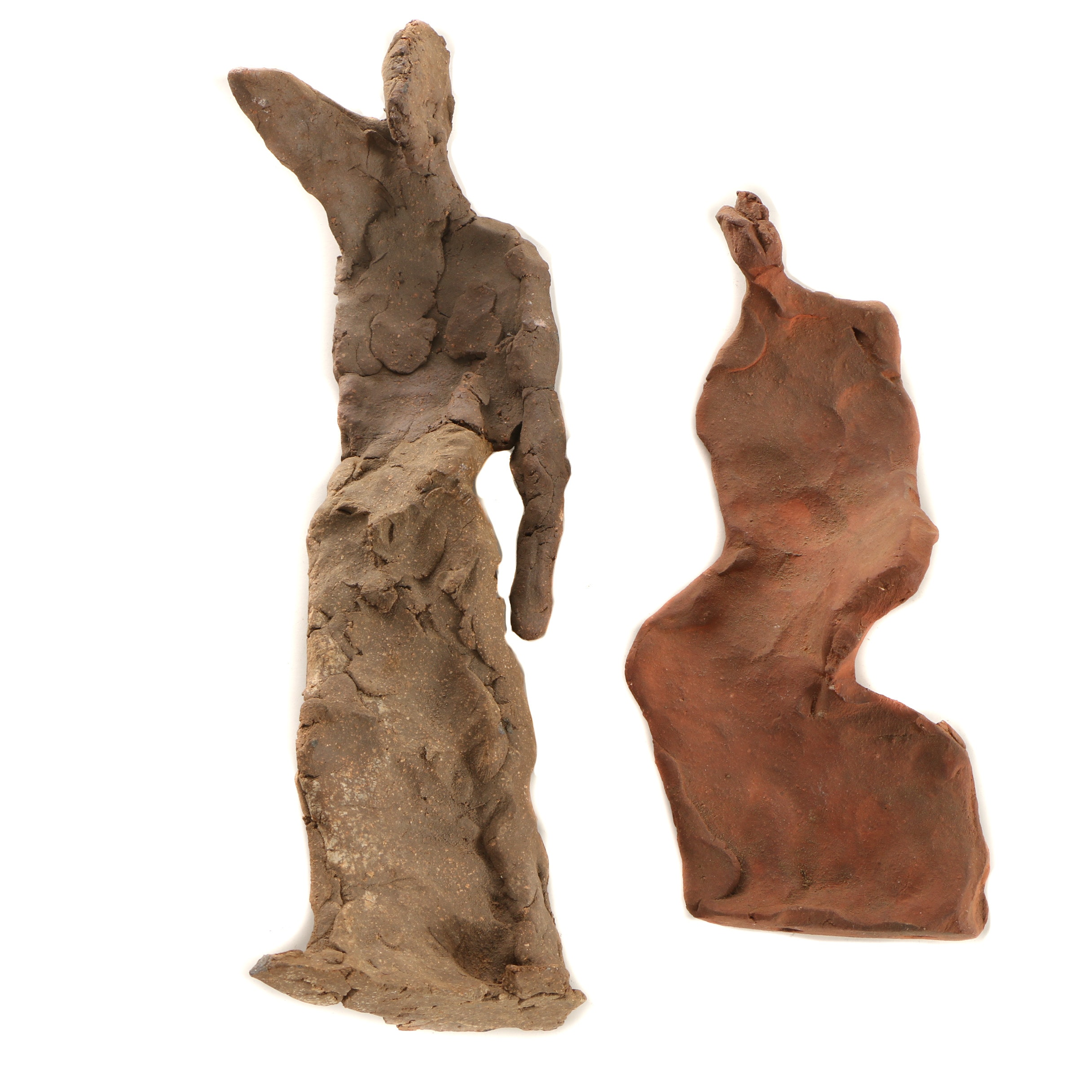 John Tuska Stoneware Sculptures