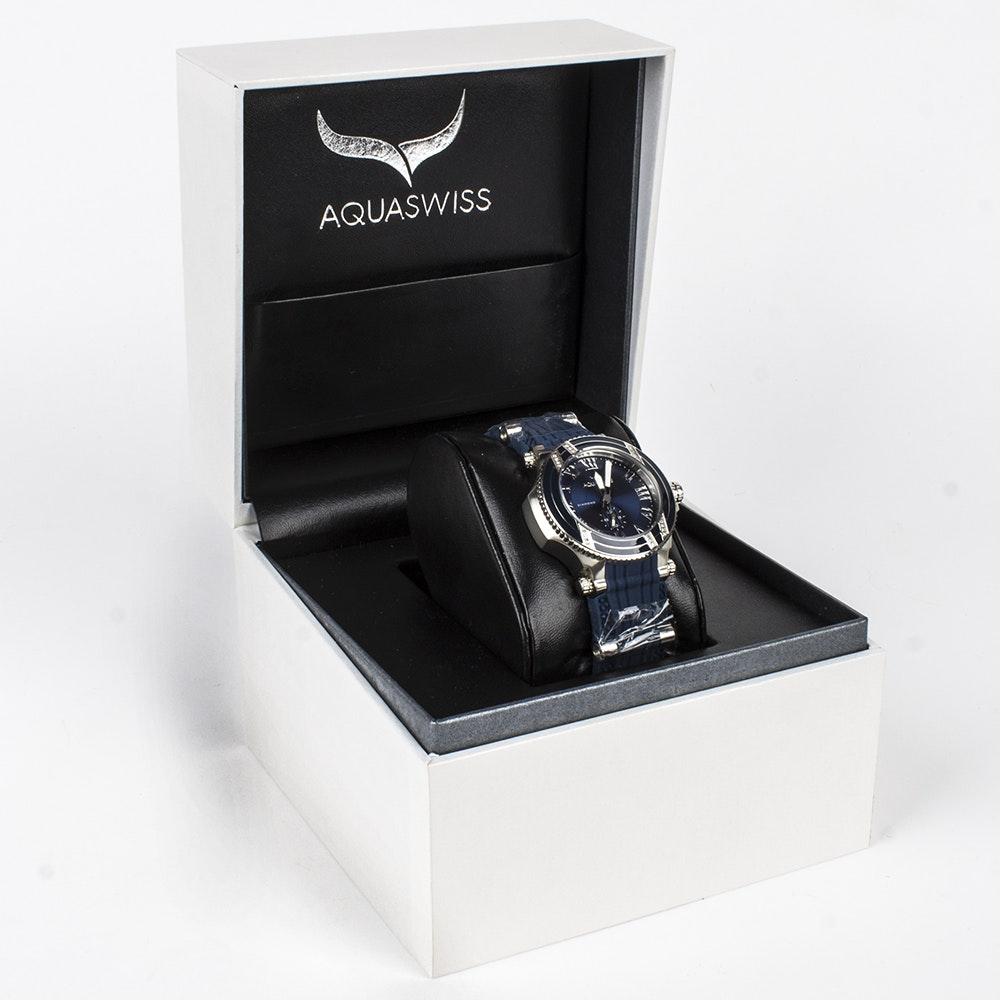 Aquaswiss Bolt L Diamond Wristwatch
