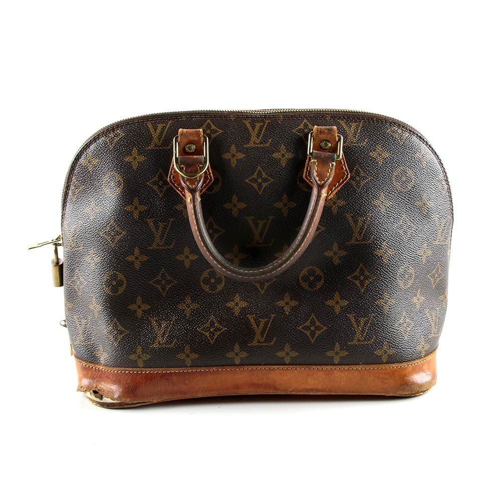 Louis Vuitton Monogram Alma Bag