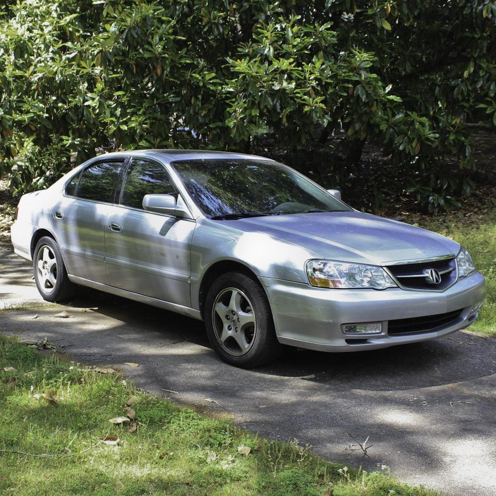 2003 Acura 3.2TL Sedan