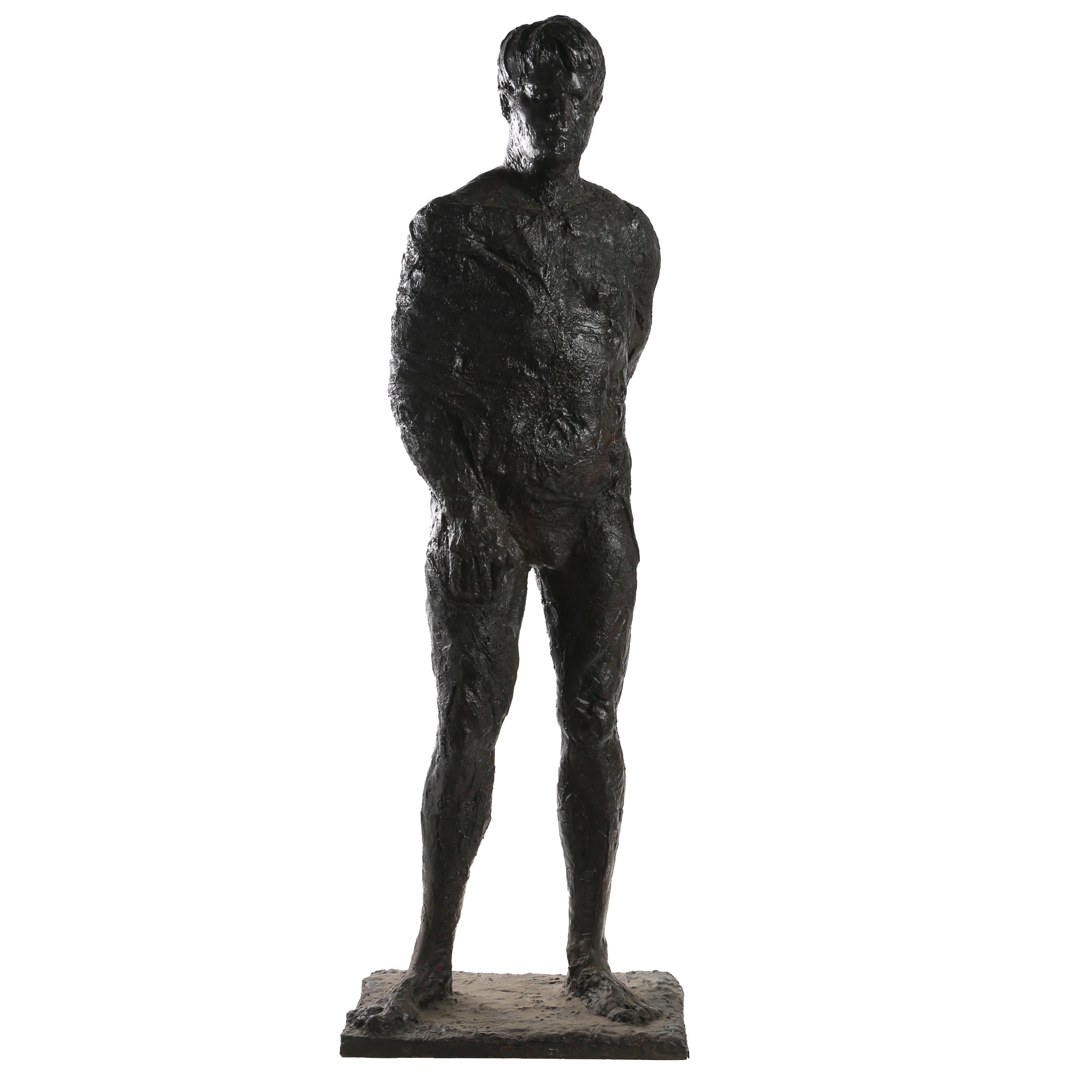 John Tuska Fiberglass Sculpture