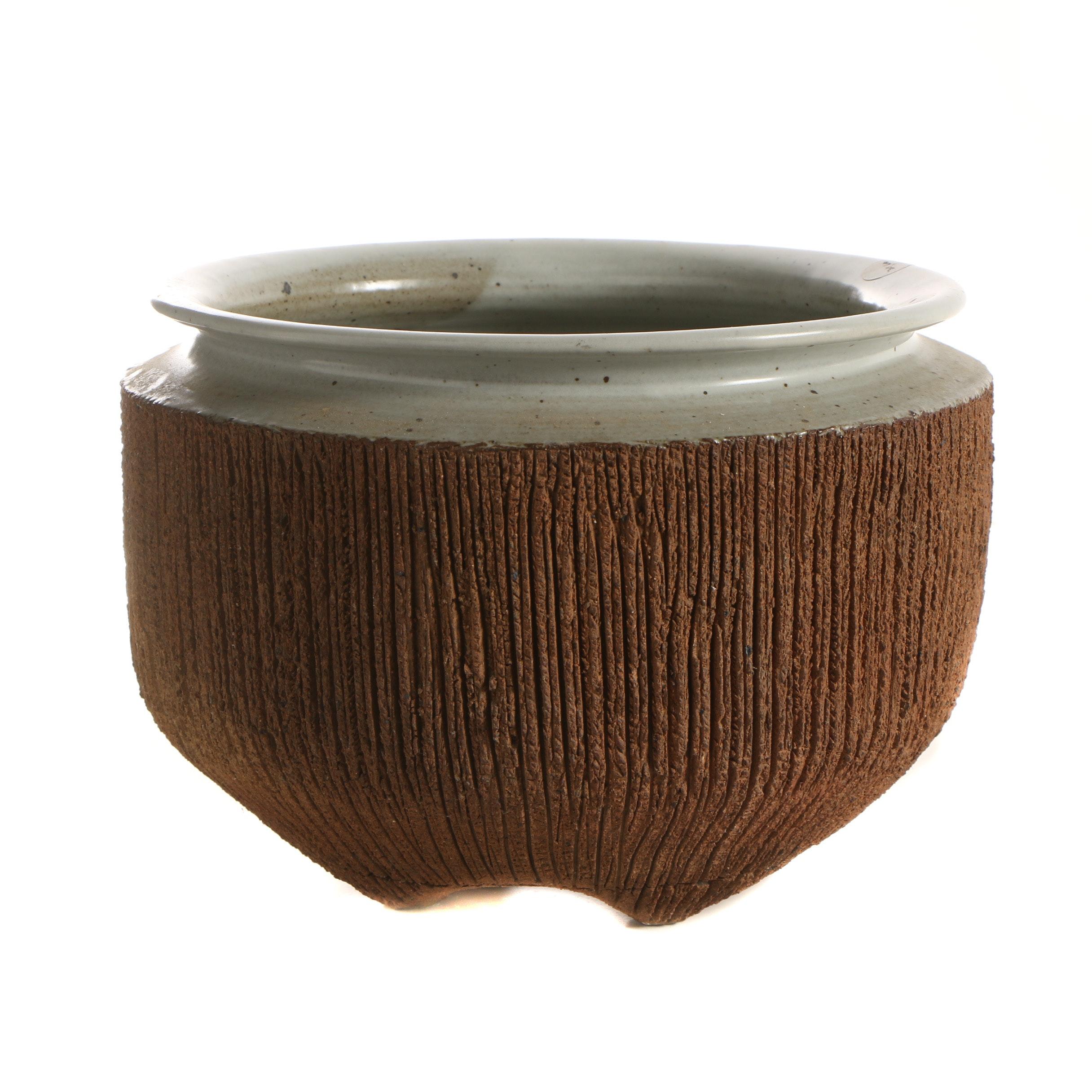 John Tuska Stoneware Vessel