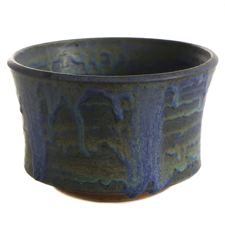 John Tuska Stoneware Bowl