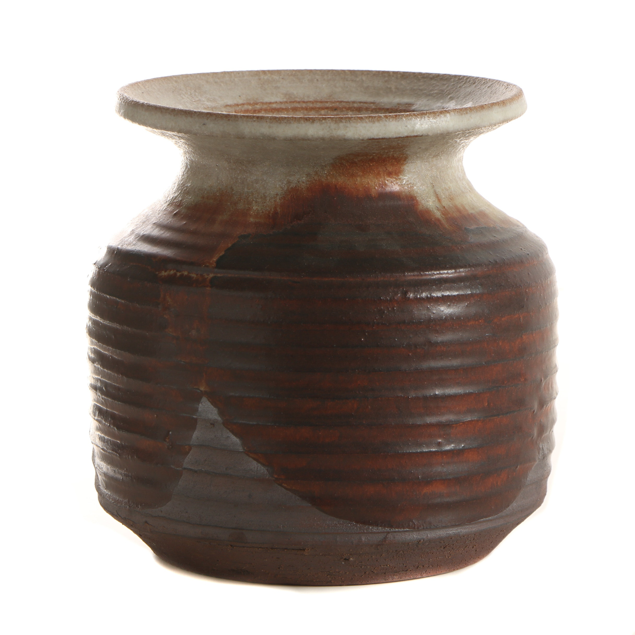 John Tuska Stoneware Vase