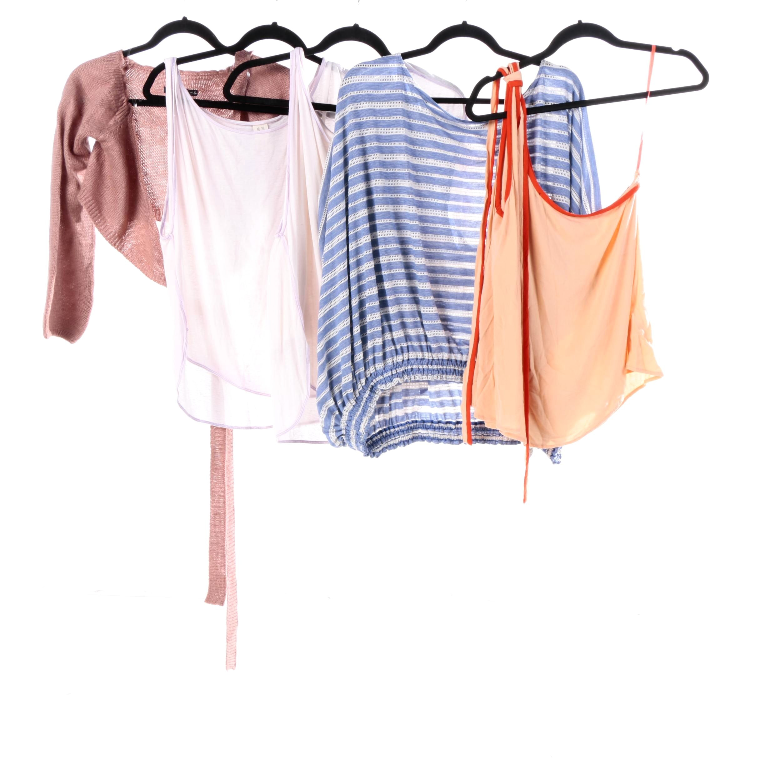 Women's Casual Summer Tops Featuring Free People