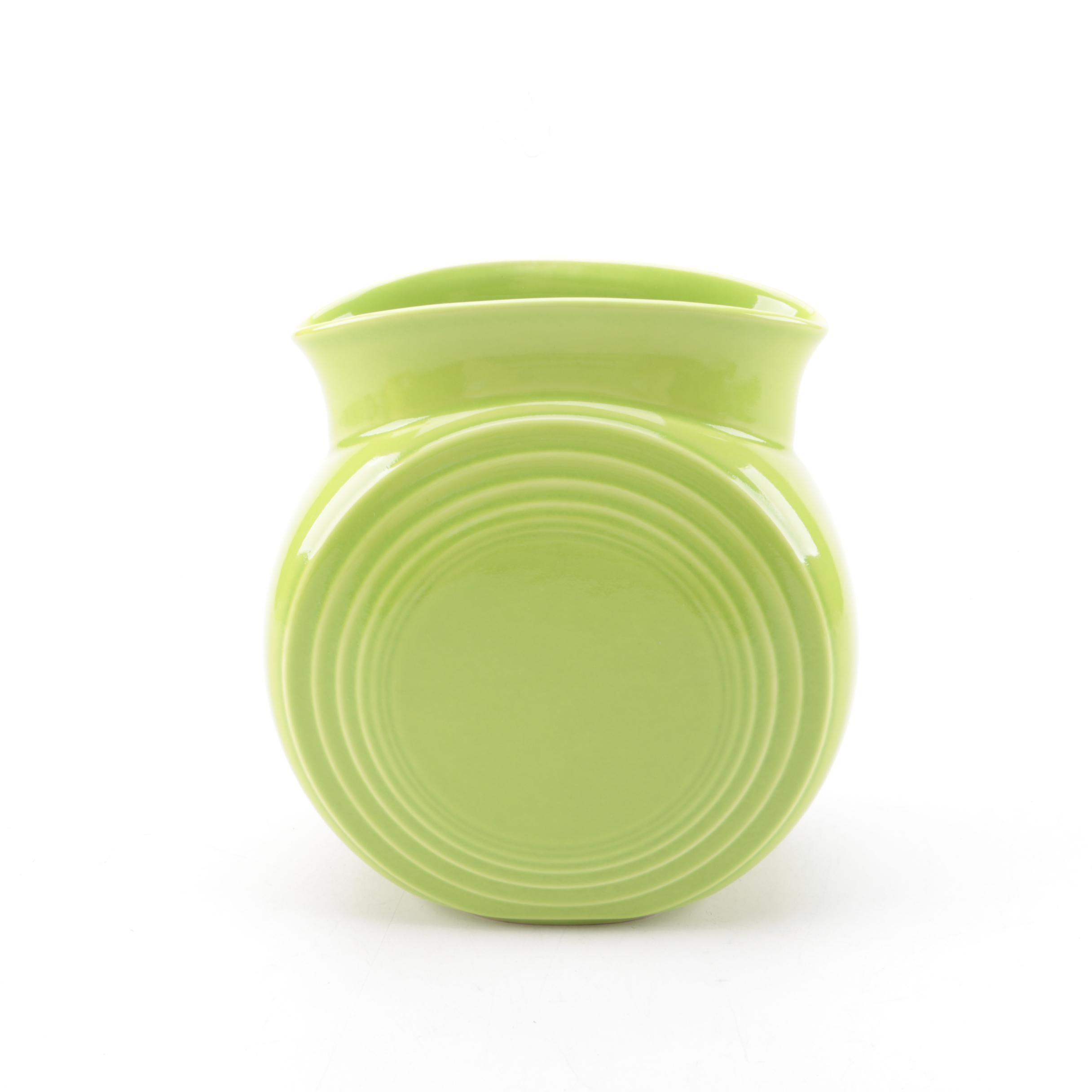 "Fiesta Ware ""Millennium II"" Vase"