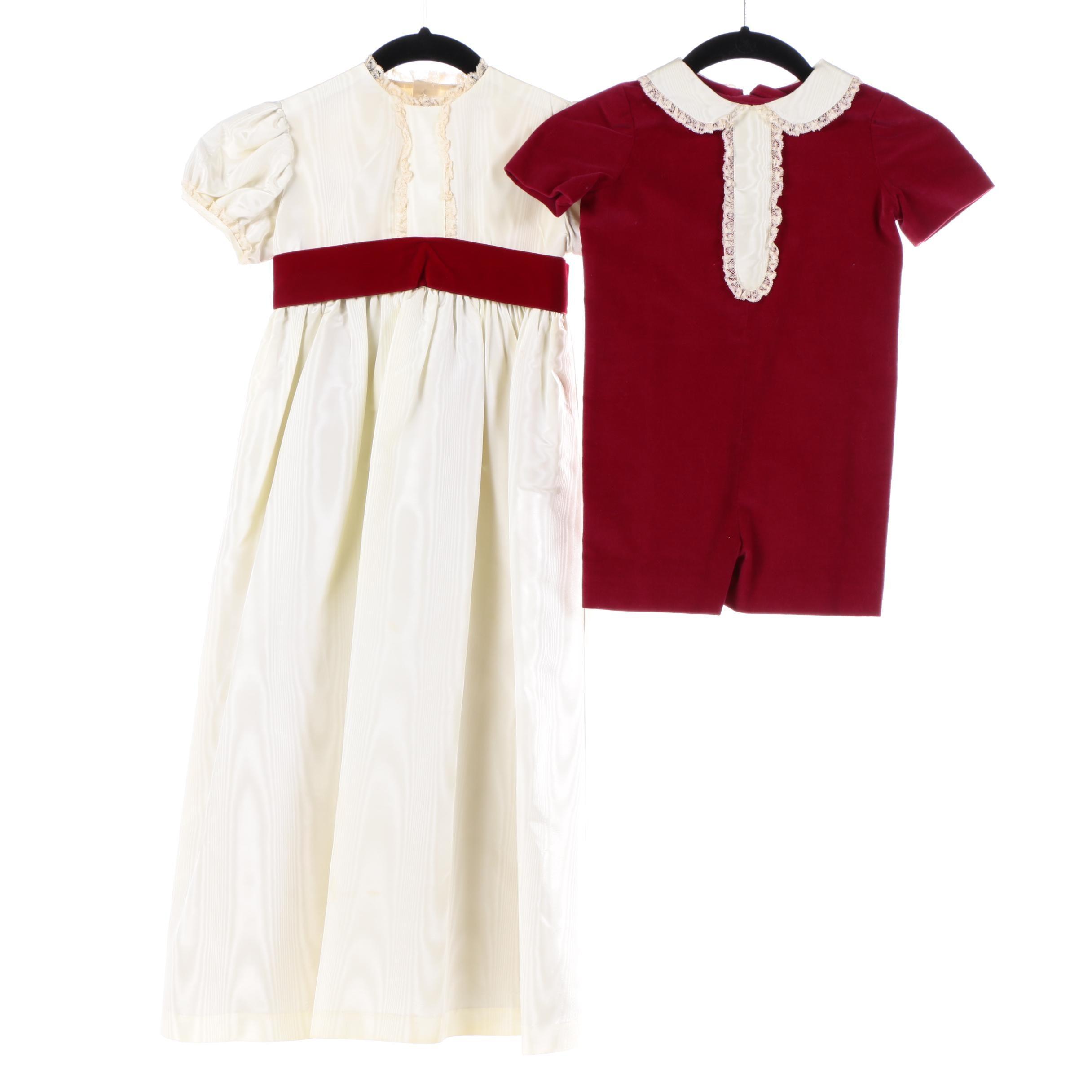 Girls' Vintage Dresses