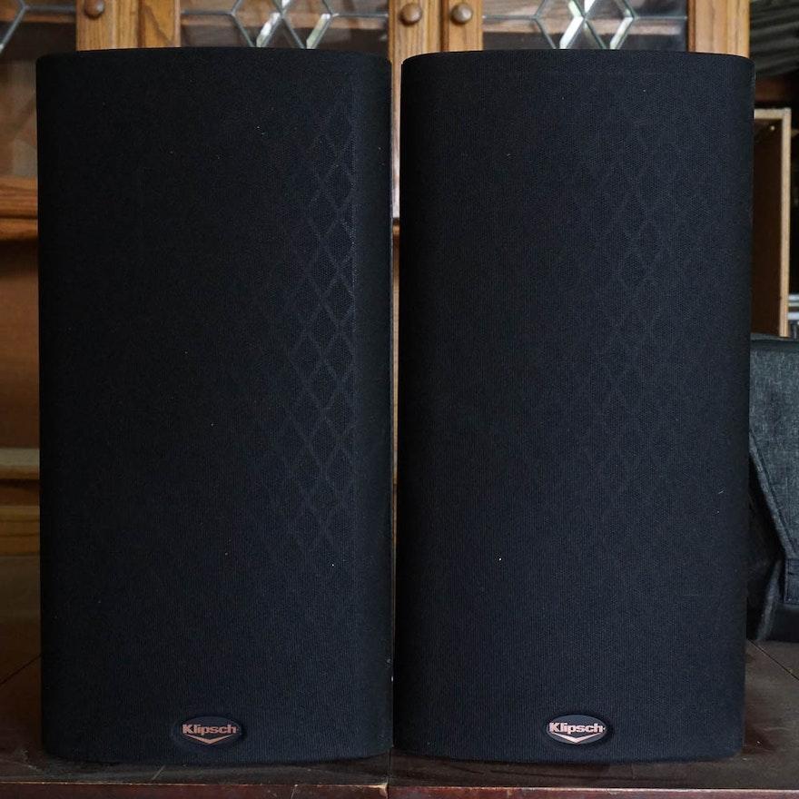 Klipsch SB 3 Bookshelf Speakers