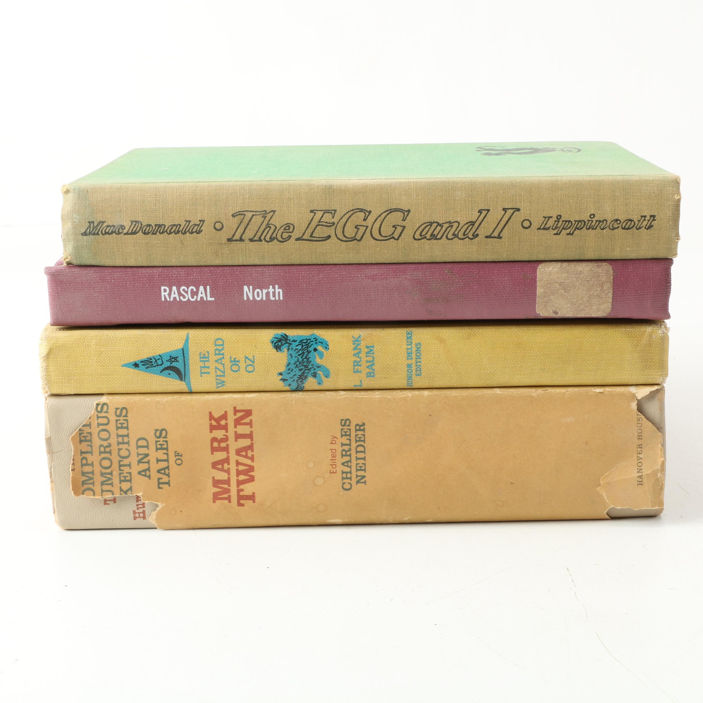 """1944 """"The Wizard of Oz"""" and Other Books"""
