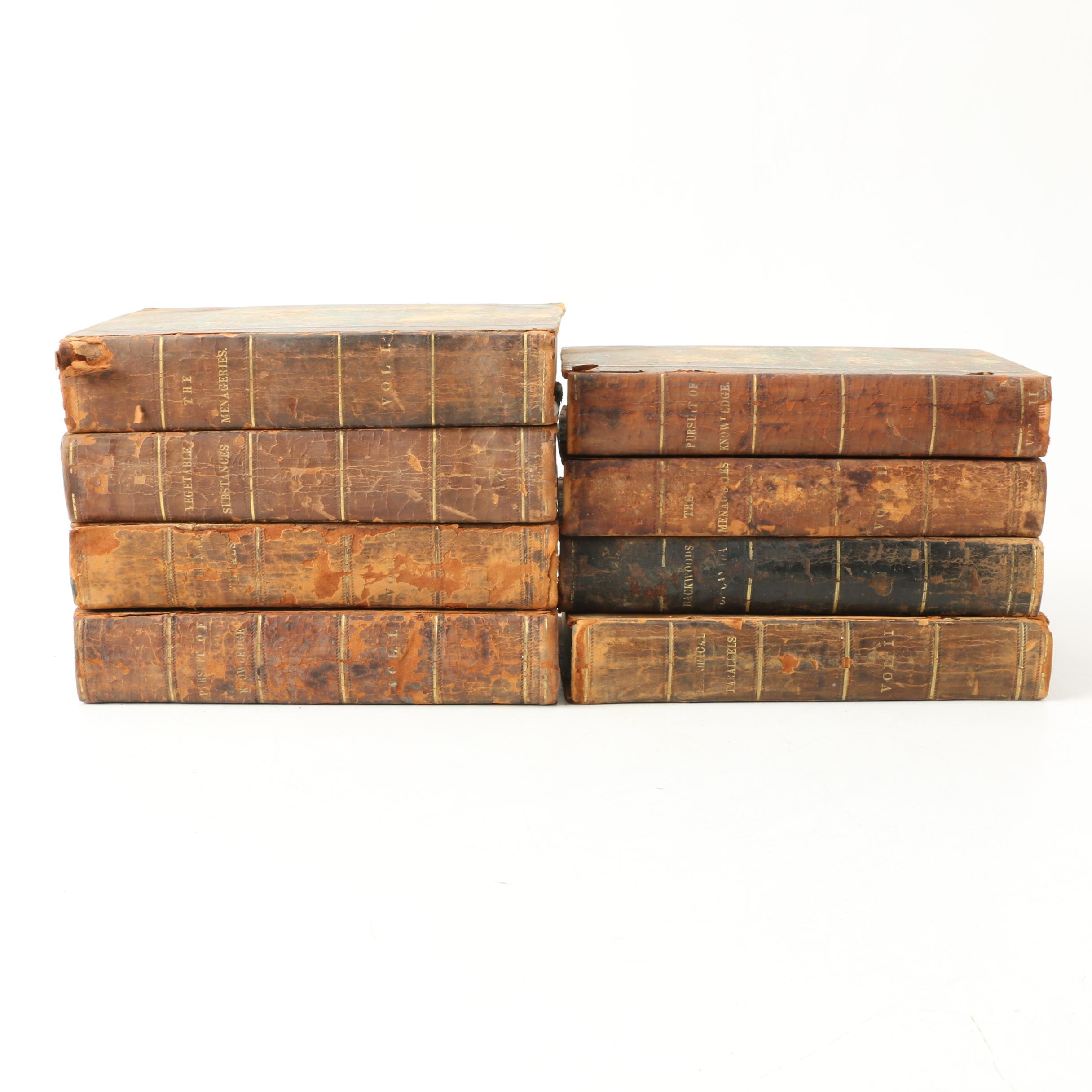 Early 19th Century Non-Fiction Books