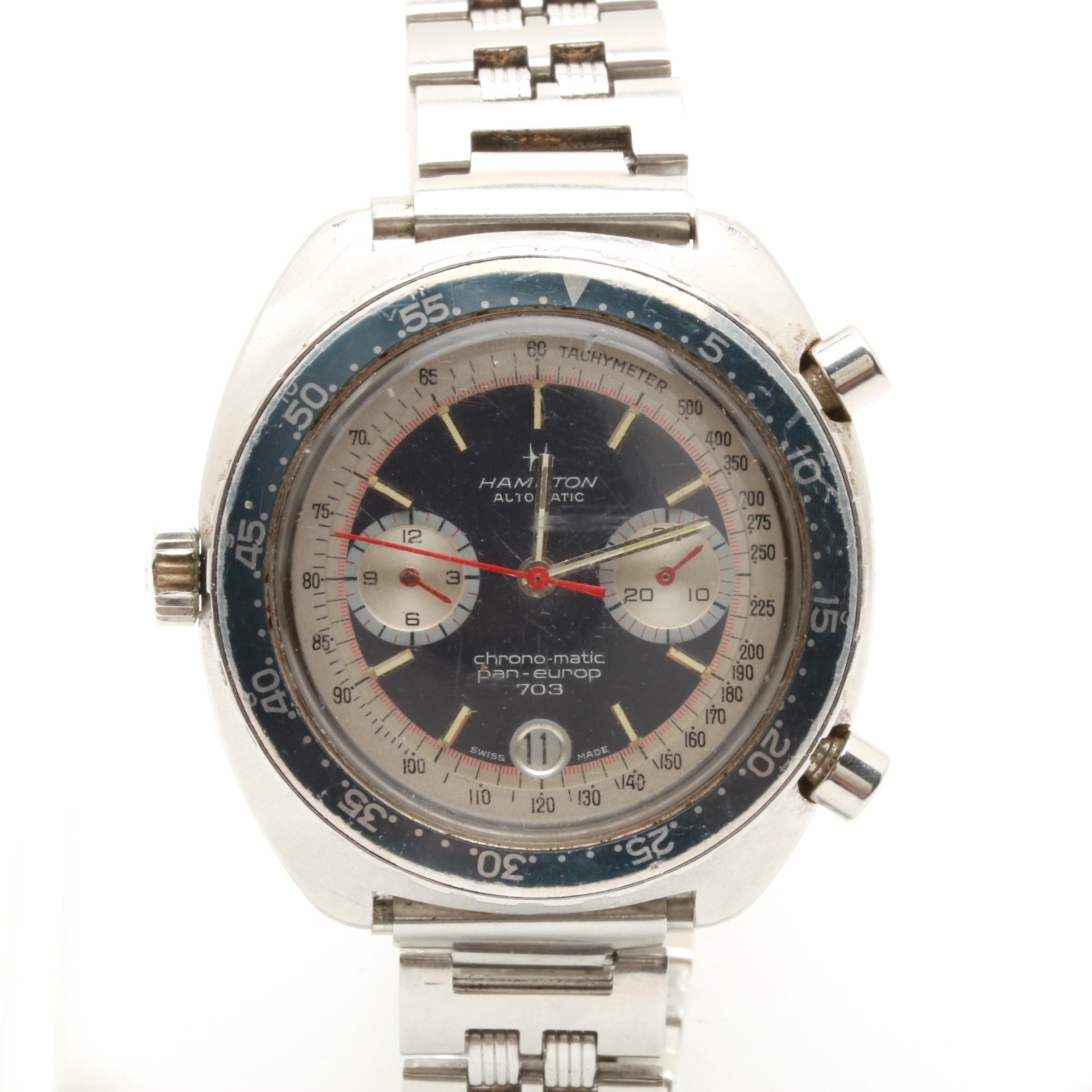 Hamilton Automatic Wristwatch