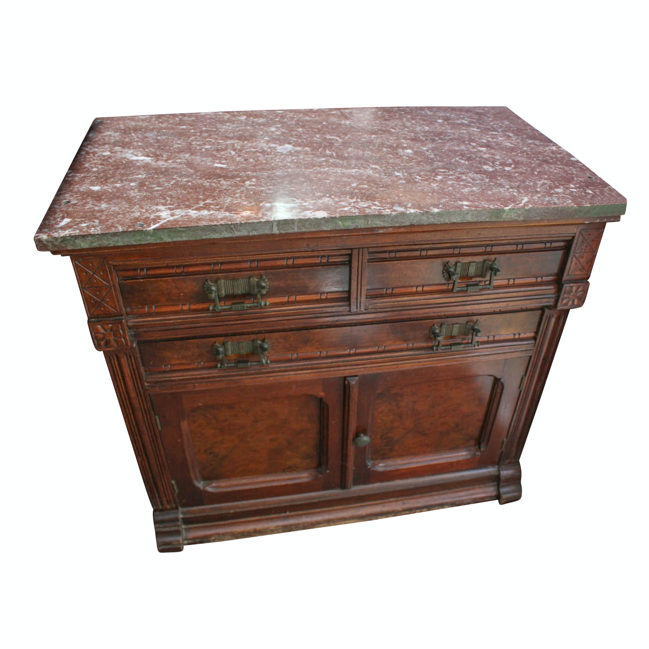Eastlake Accent Chest