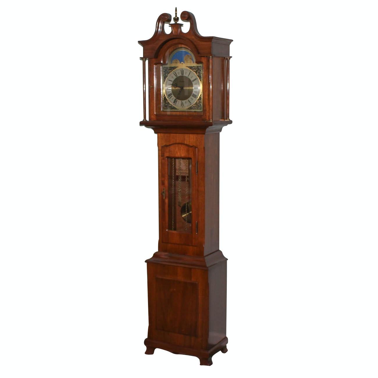 """Daneker """"The Senator"""" Long Case Clock"""