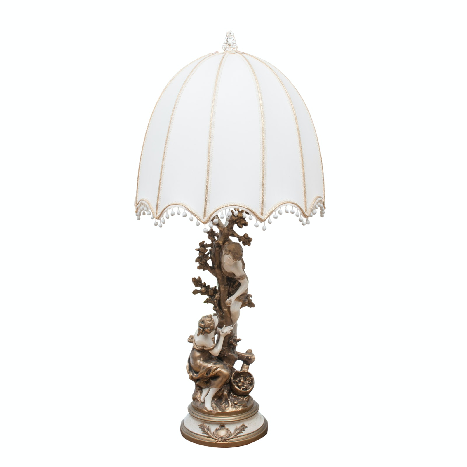 Large Figural Table Lamp