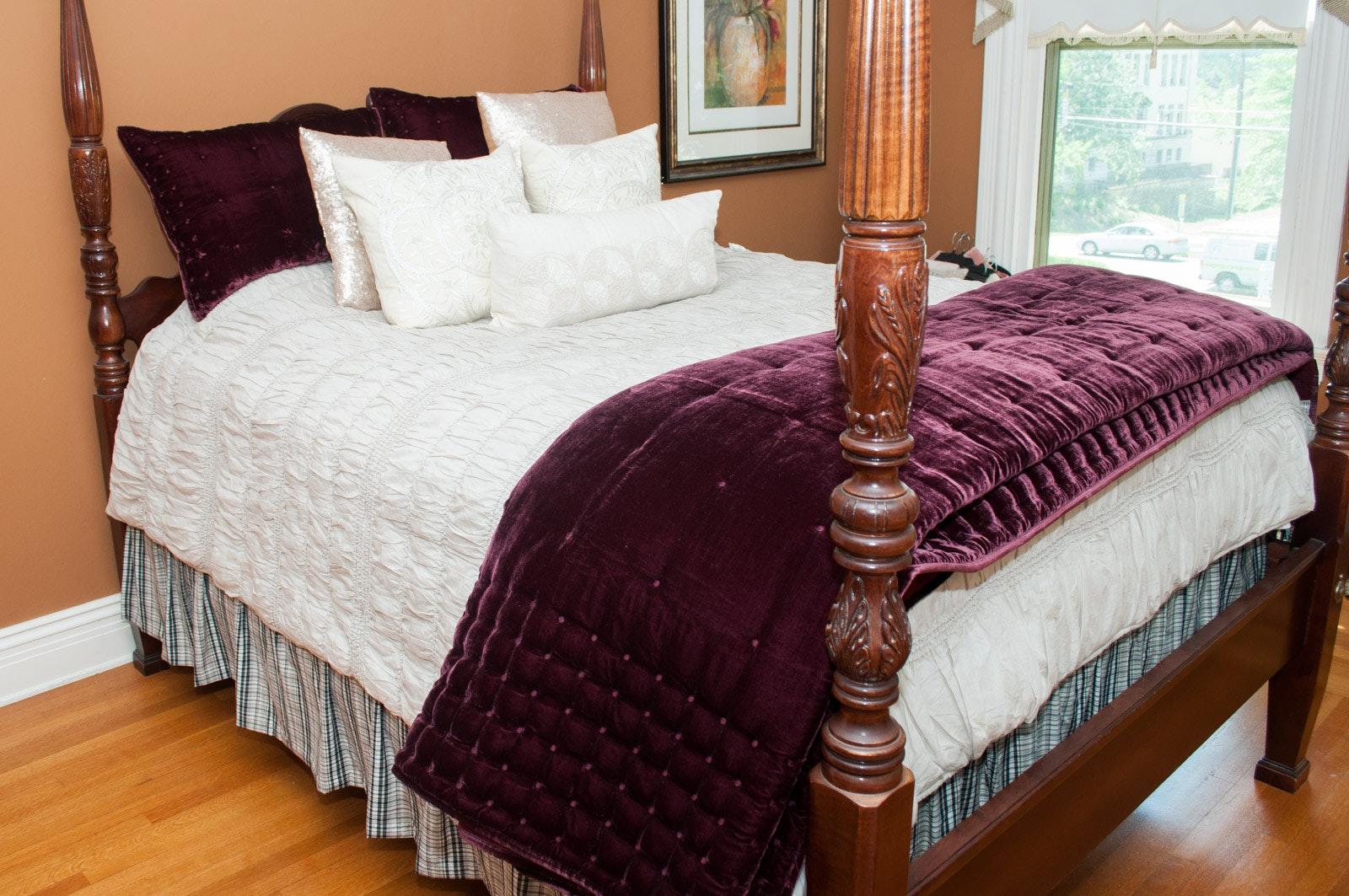 Queen-Size Bedding Ensemble