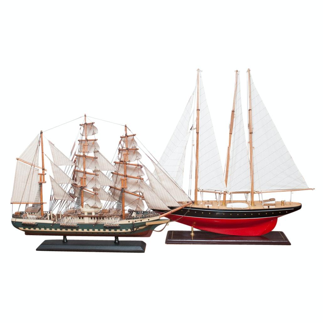 Pairing of Ship Replicas