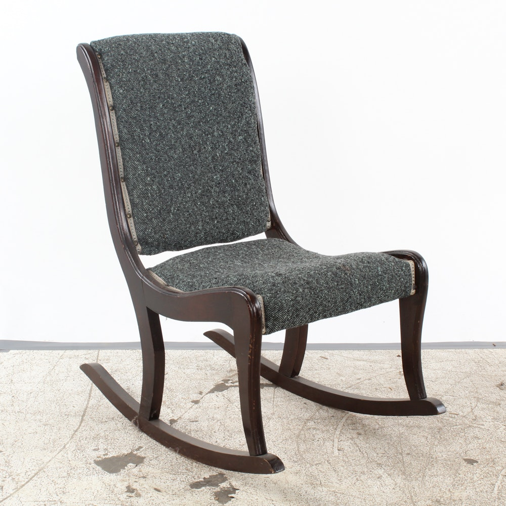 Phyfe Style Rocking Chair