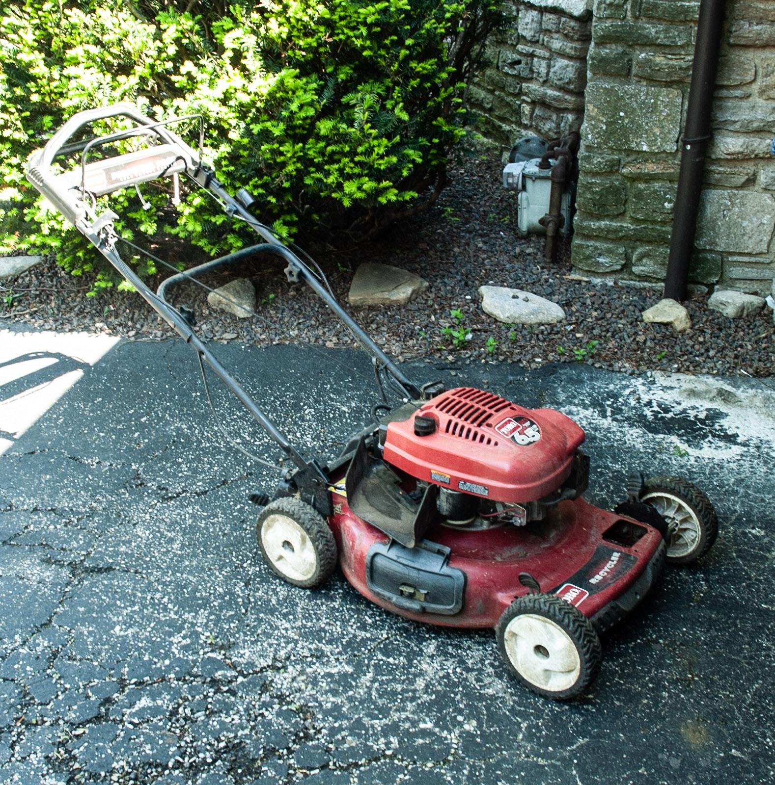 Toro GTS Lawnmower