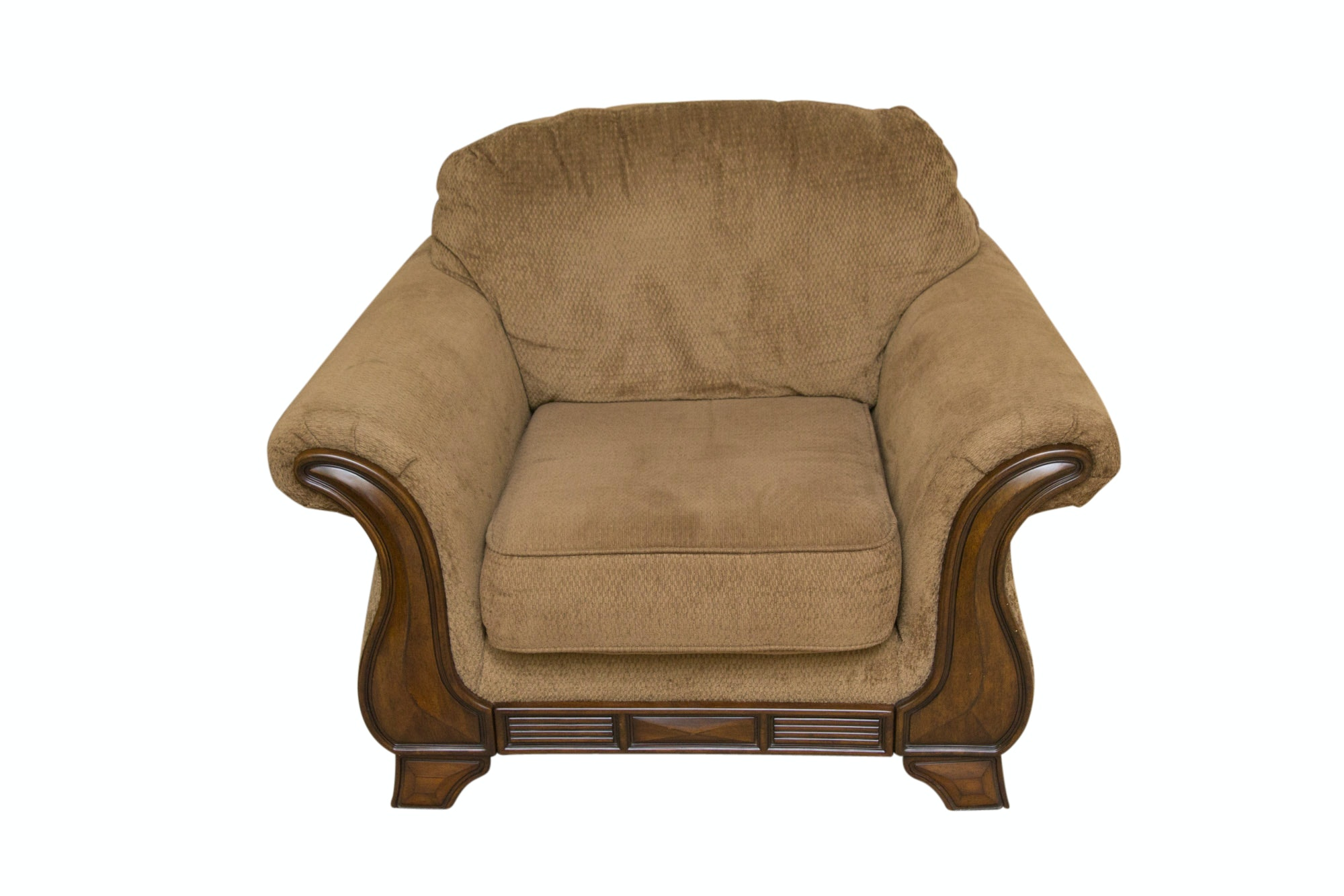 """Lansbury"" Upholstered Chair by Ashley Furniture"