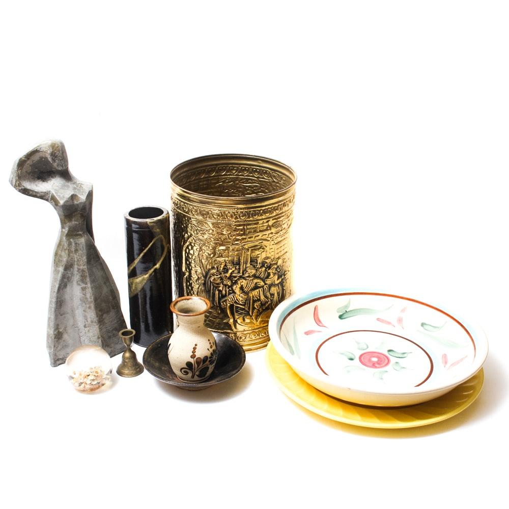 Decorative Home Accents Featuring Ceramics ...