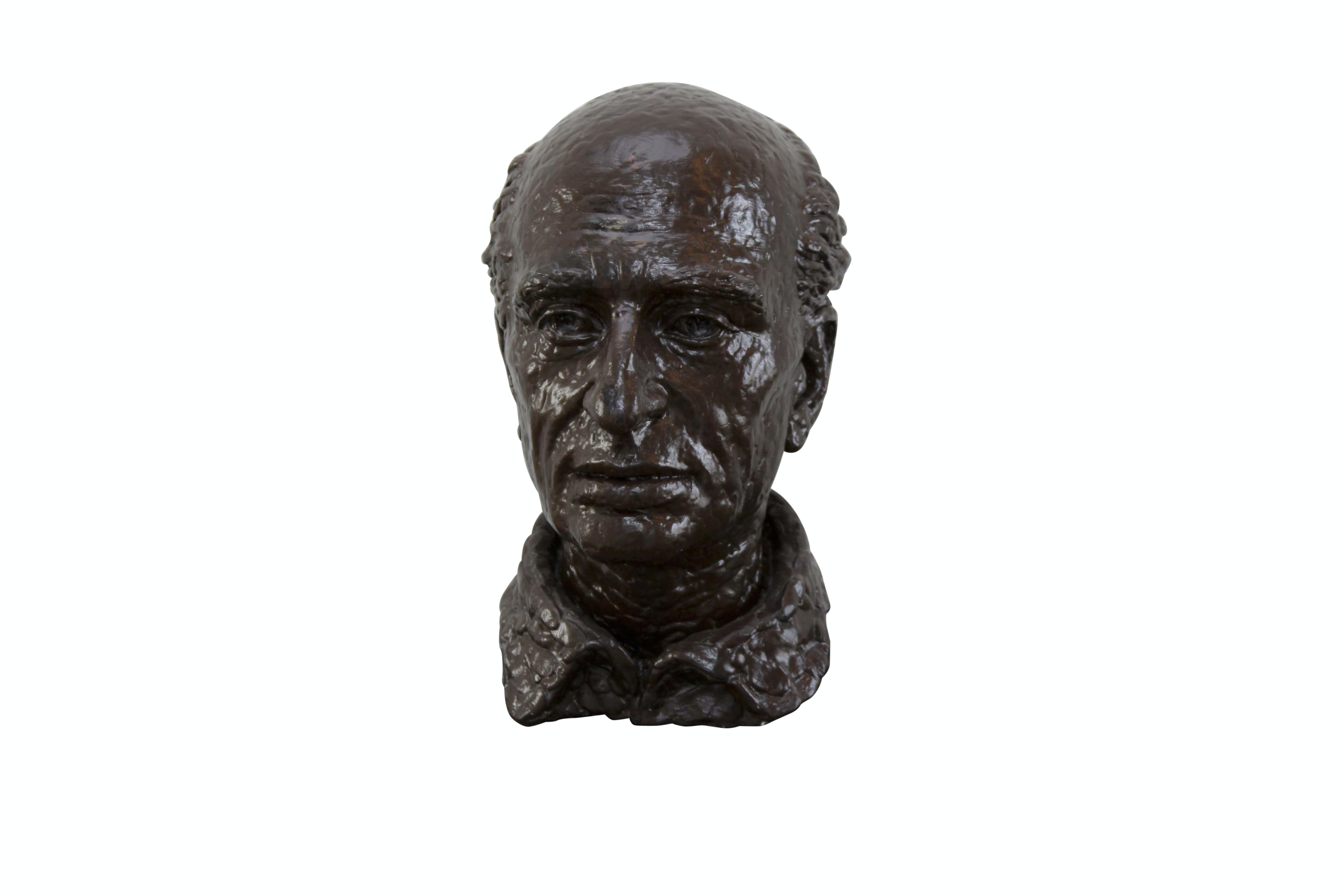 Bust of Max Rudolph