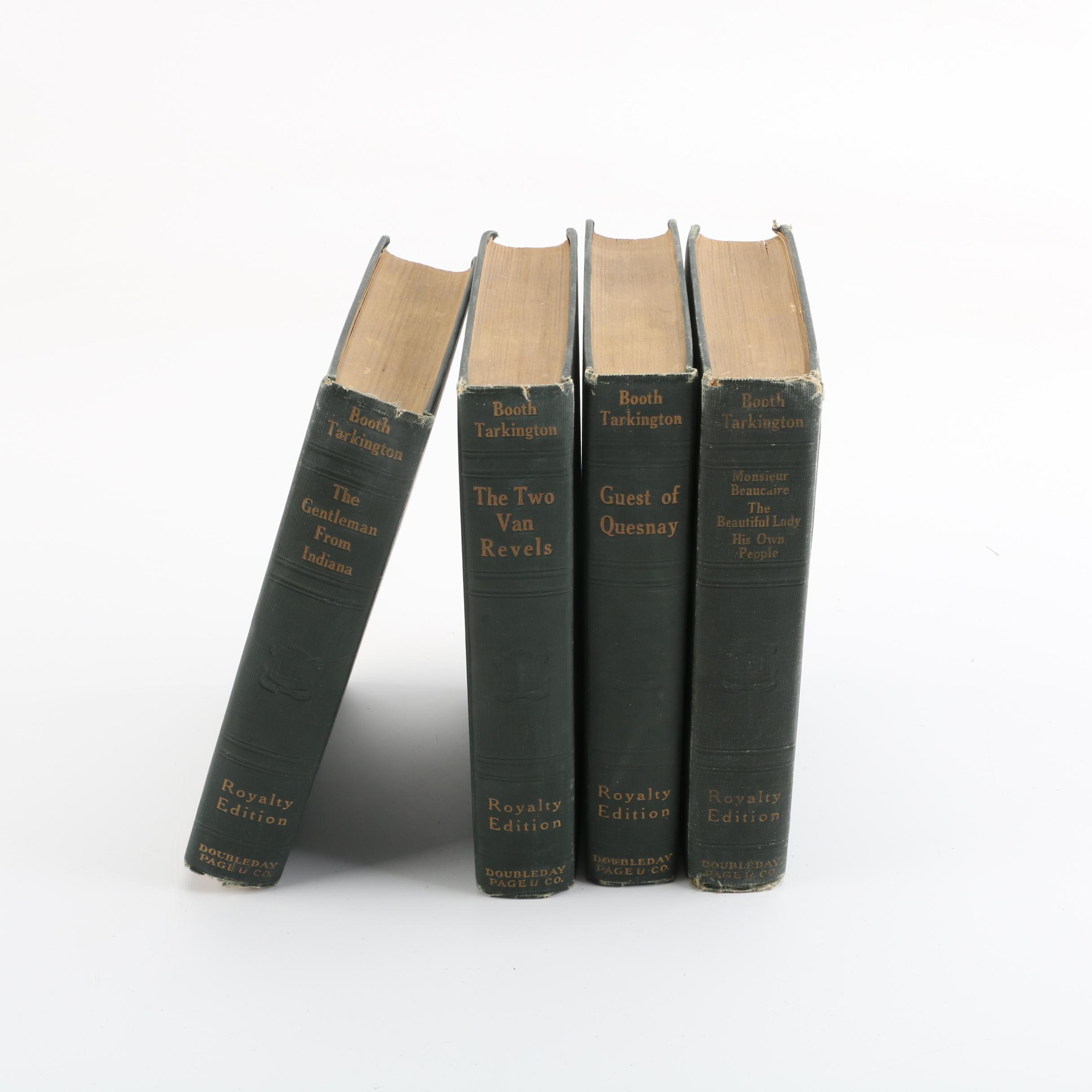 Antique Books by Booth Tarkington
