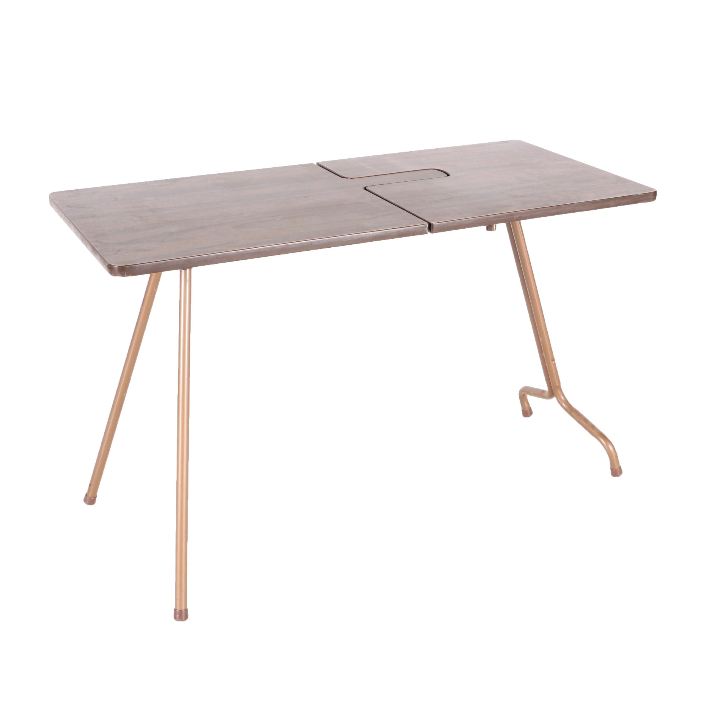 Vintage Folding Sewing Table by Bernina