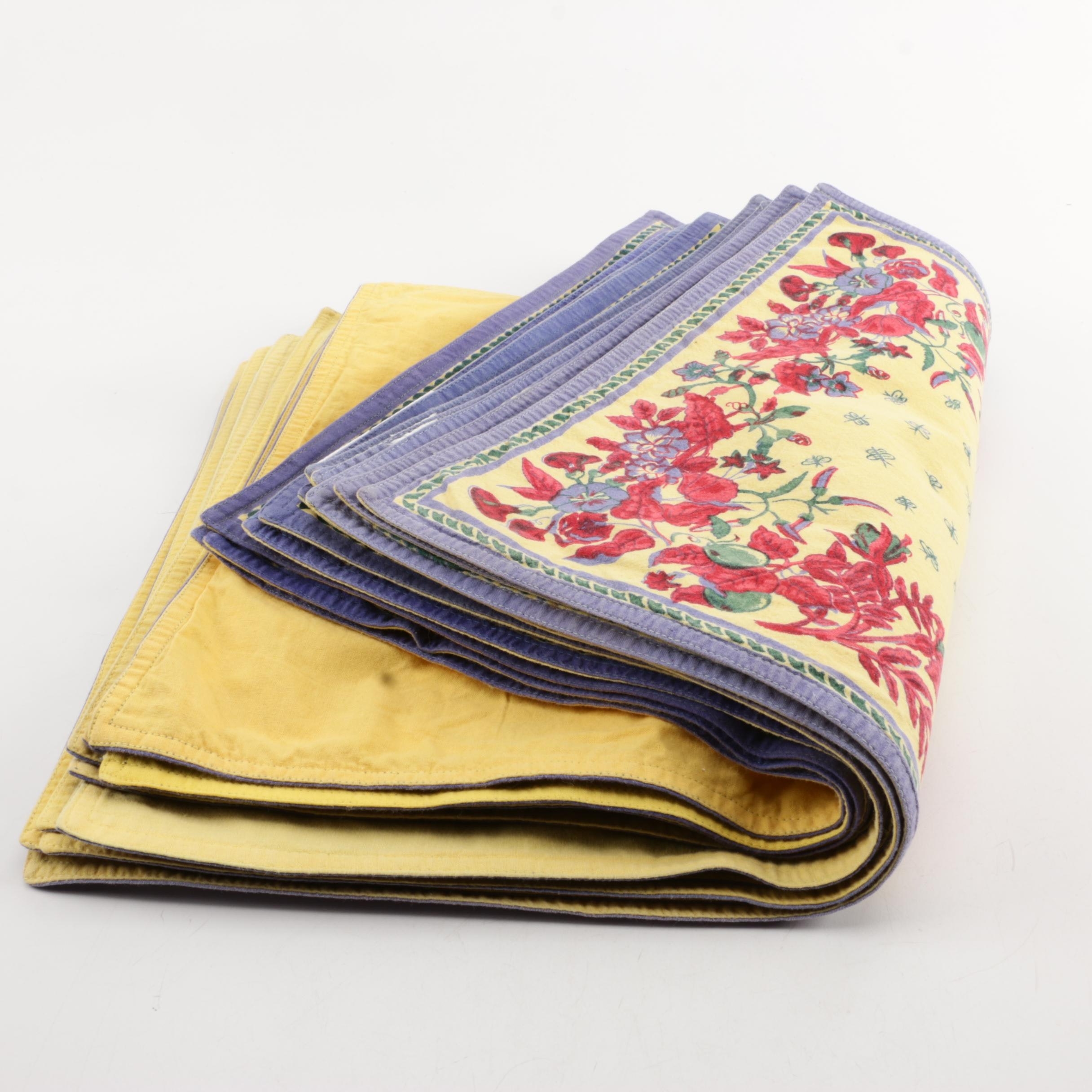 """Williams-Sonoma """"Provence"""" Placemats"""