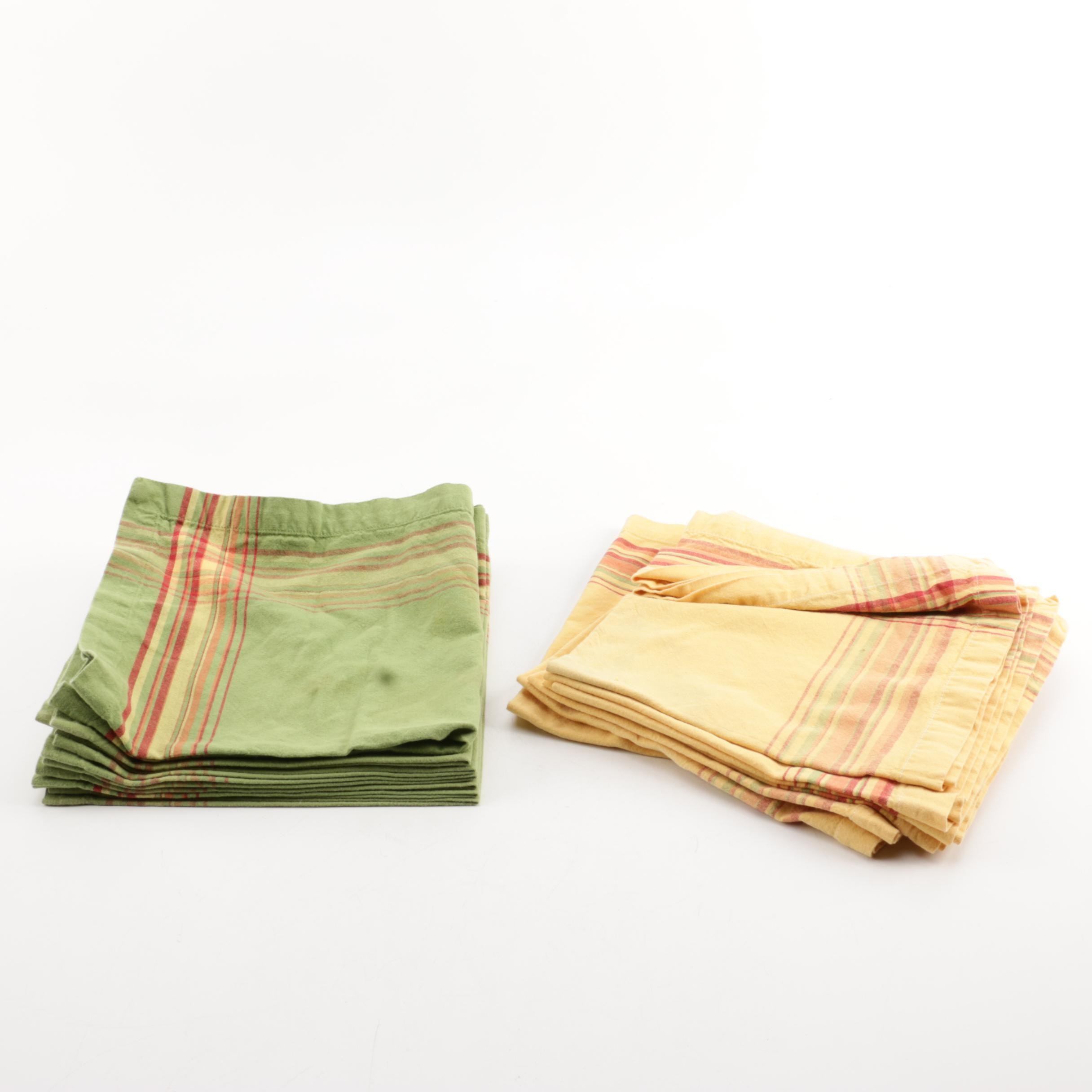 World Market Placemats and Napkins