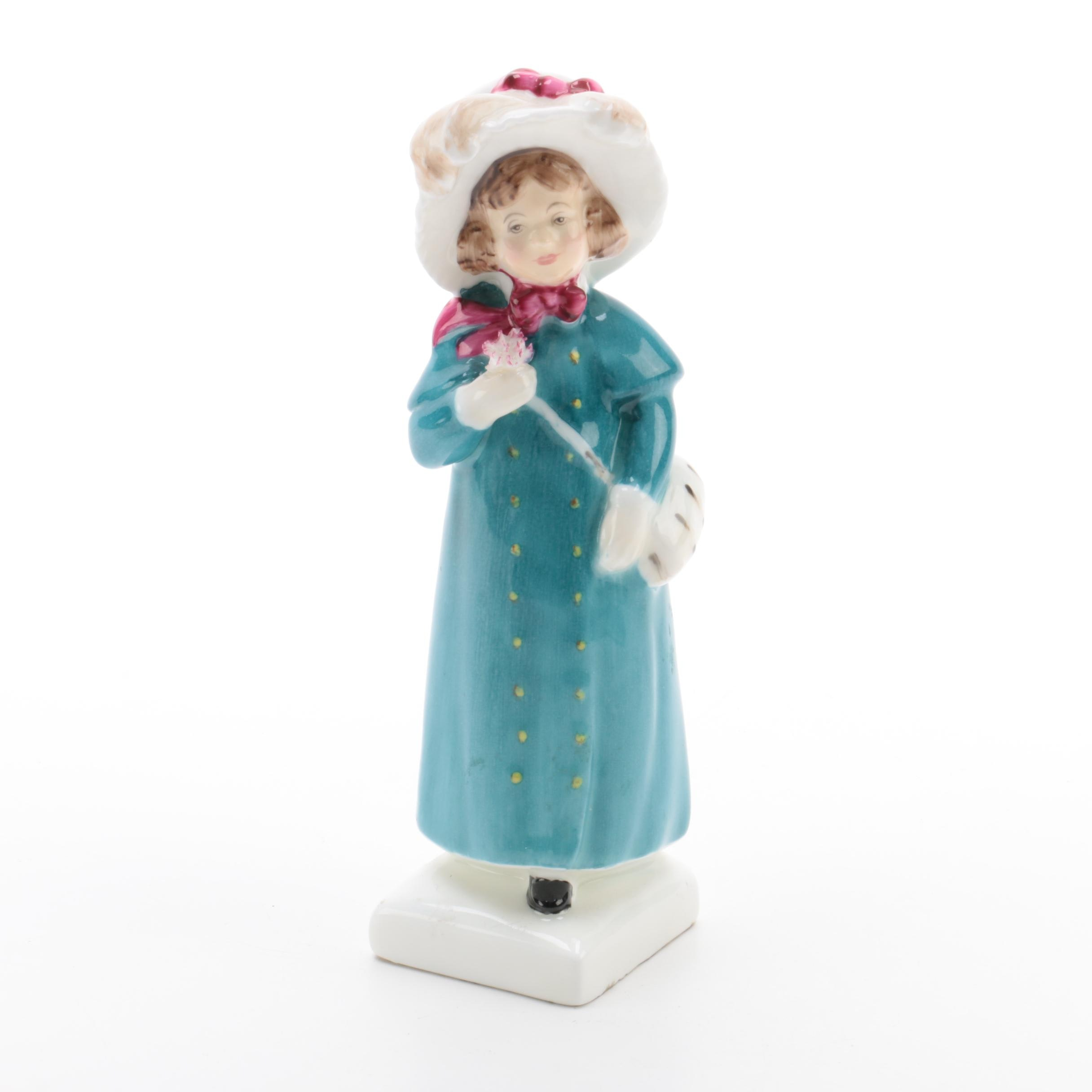 "Royal Doulton ""Carrie"" Figurine"