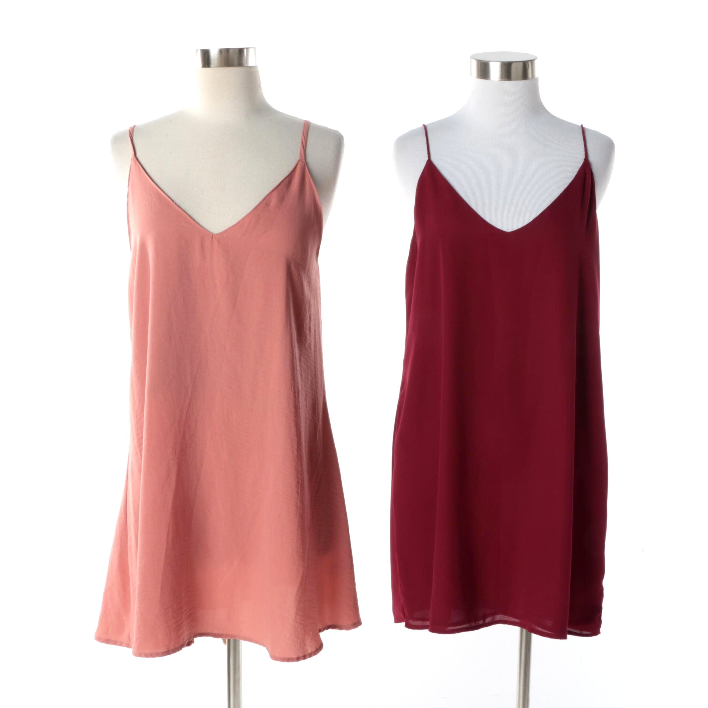 Women's Camisoles Including Forever 21 and Audrey 3+1