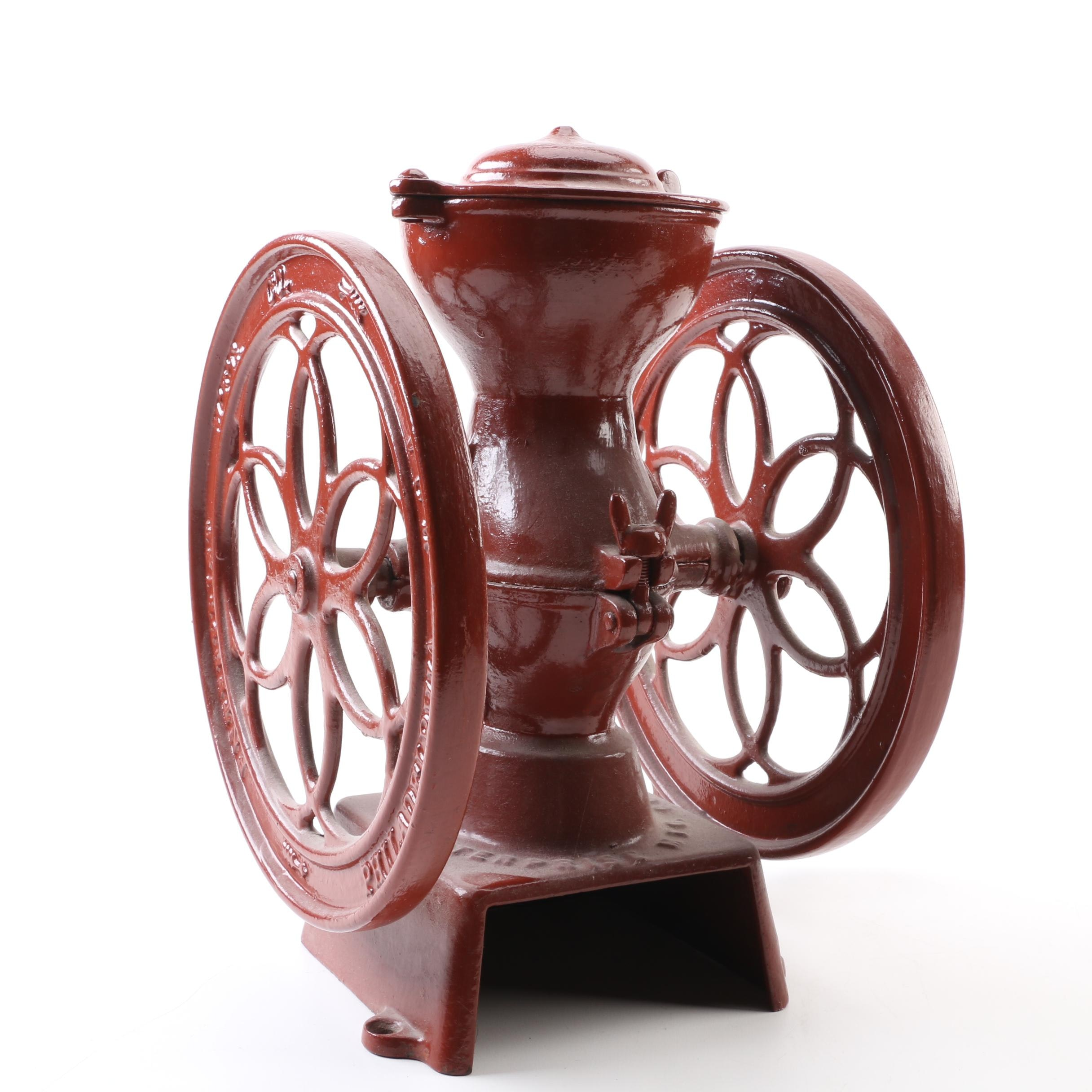 Early 20th Century Enterprise Coffee Grinder