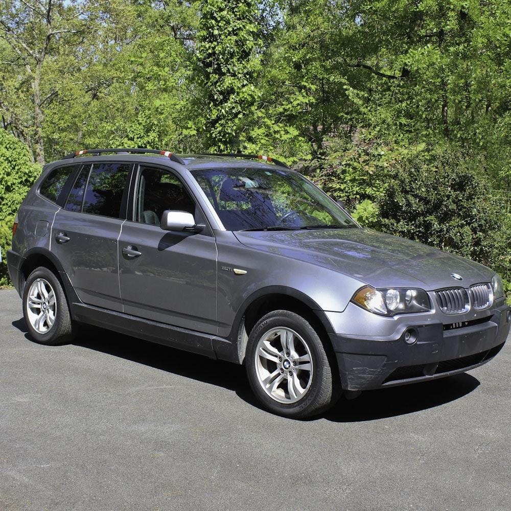 2005 BMW X3 3.0i SUV