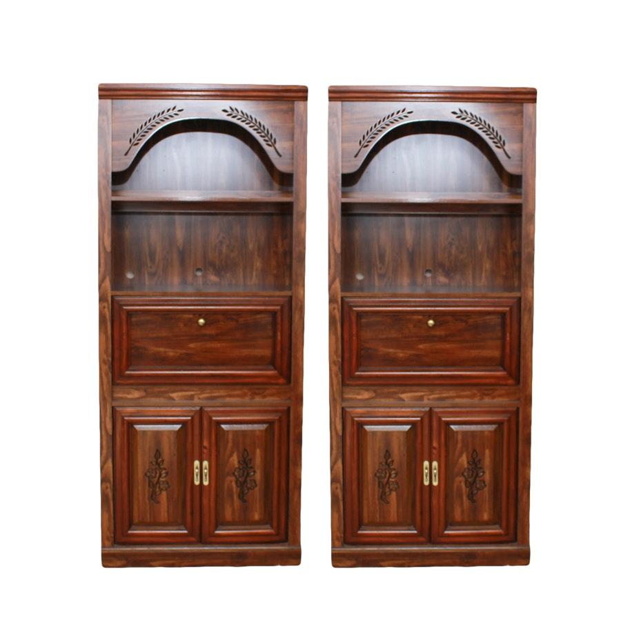 Drop Front Secretary Cabinets